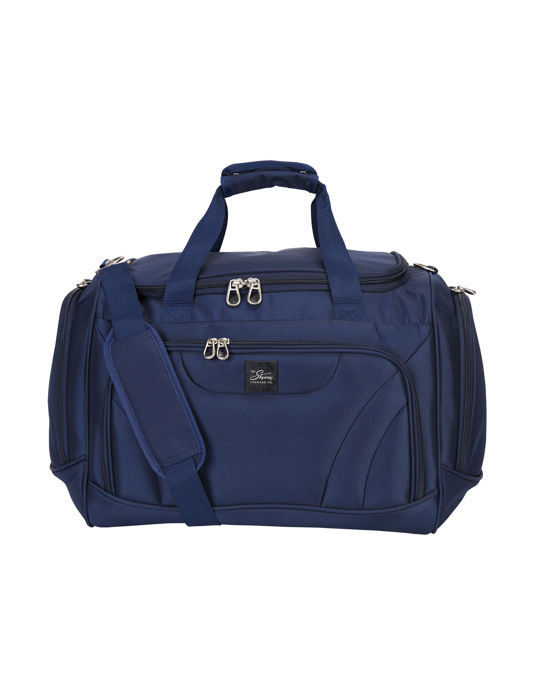 Skyway Blue Duffle Bags