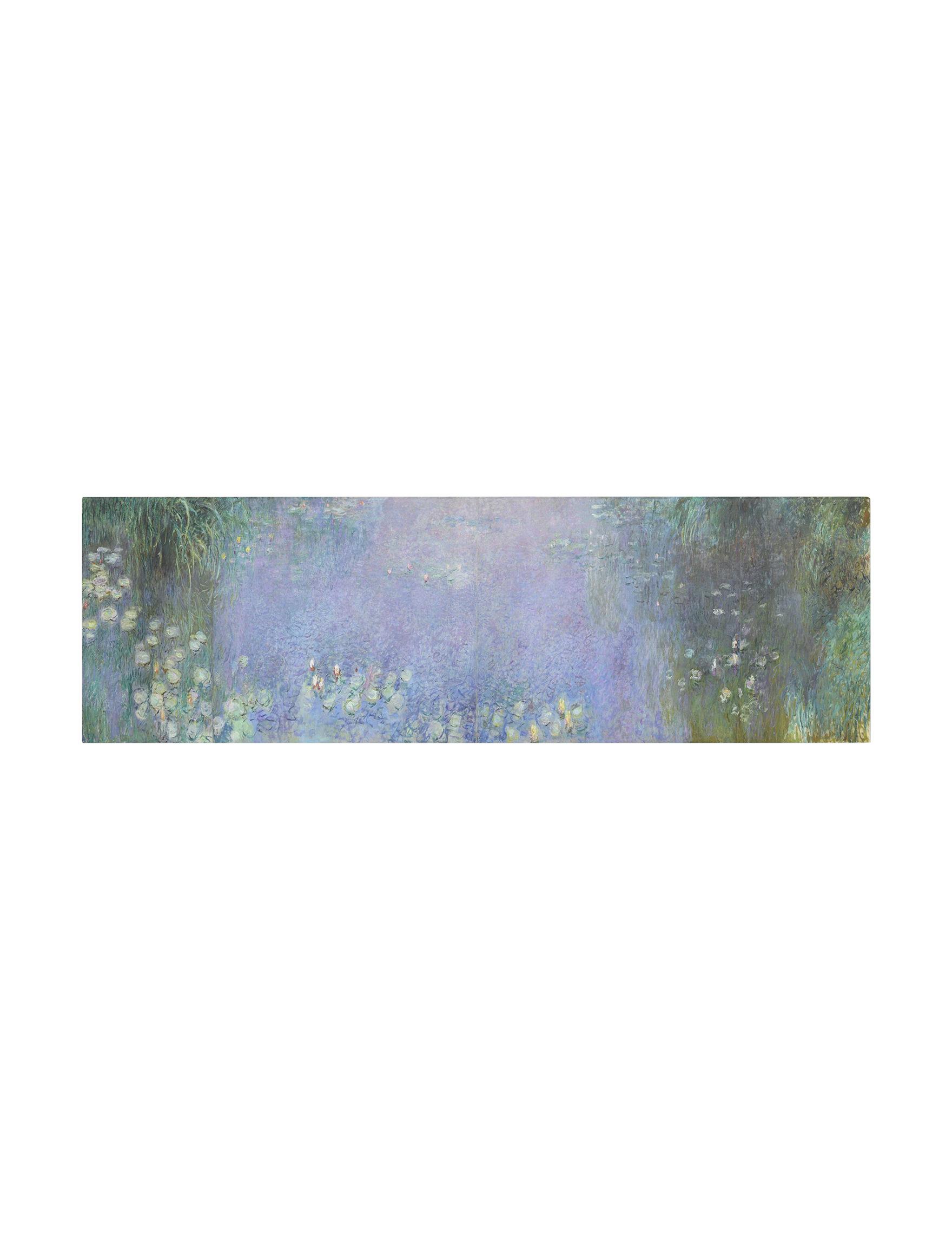 Trademark Fine Art Purple Multi Wall Art Home Accents Wall Decor