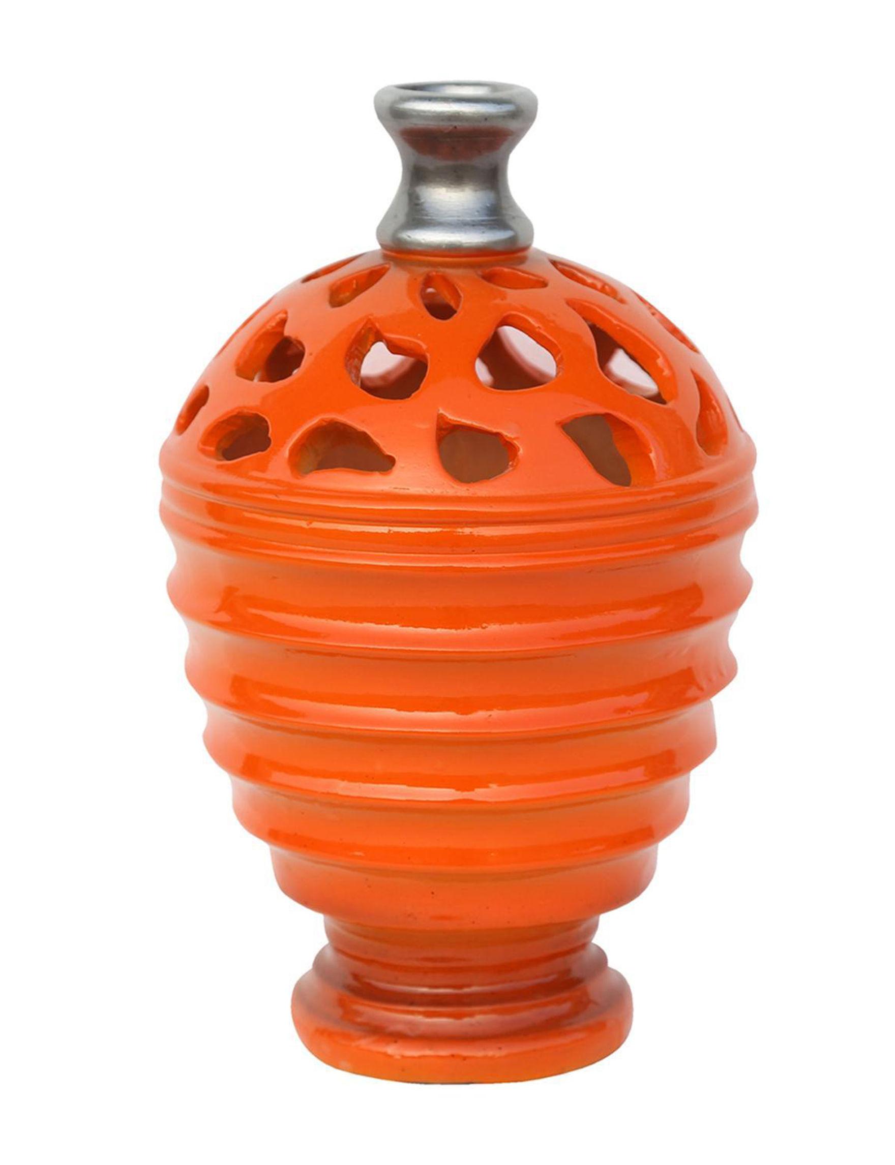 Northlight Orange Decorative Objects Outdoor Decor