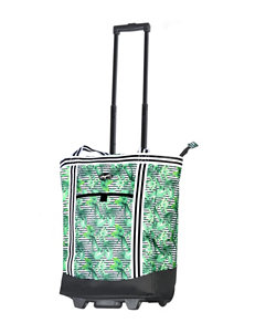ecf5e5bbe73c Olympia Green   Black Softside Carry On Luggage Luggage Sets Weekend Bags