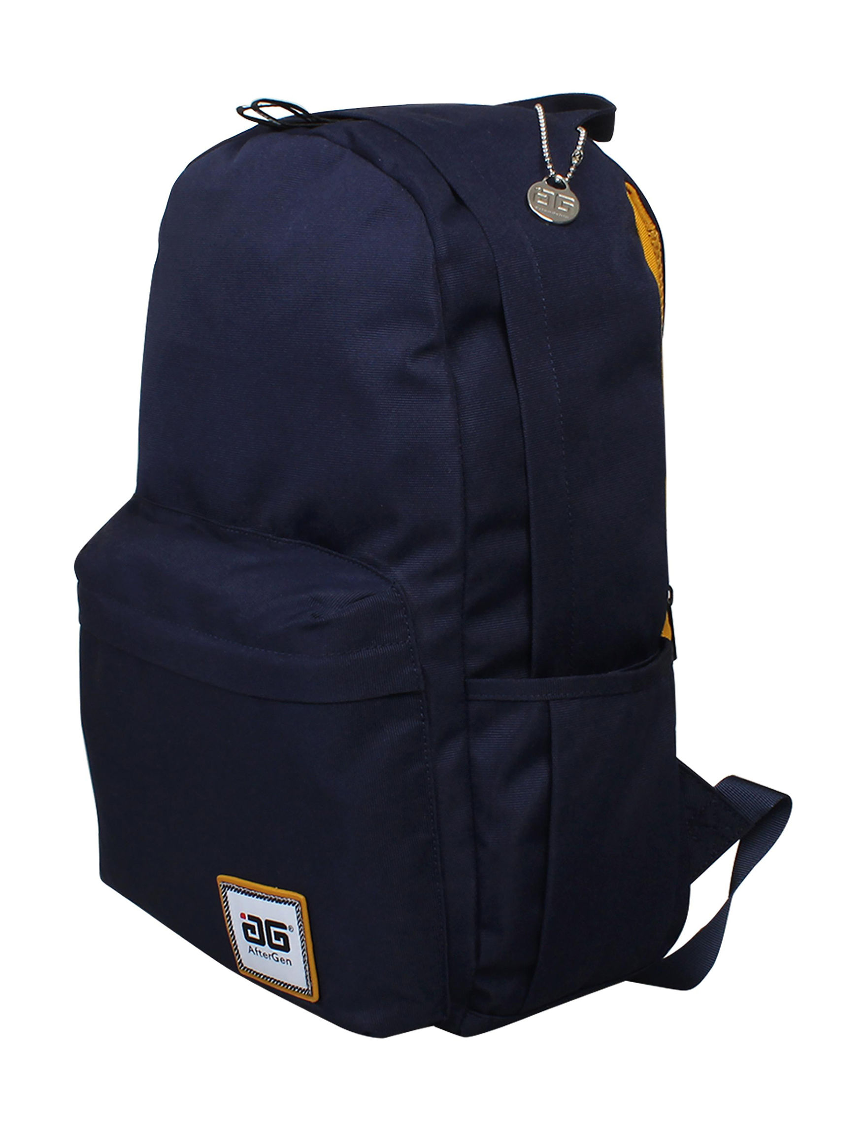 Aftergen Navy / Yellow Bookbags & Backpacks