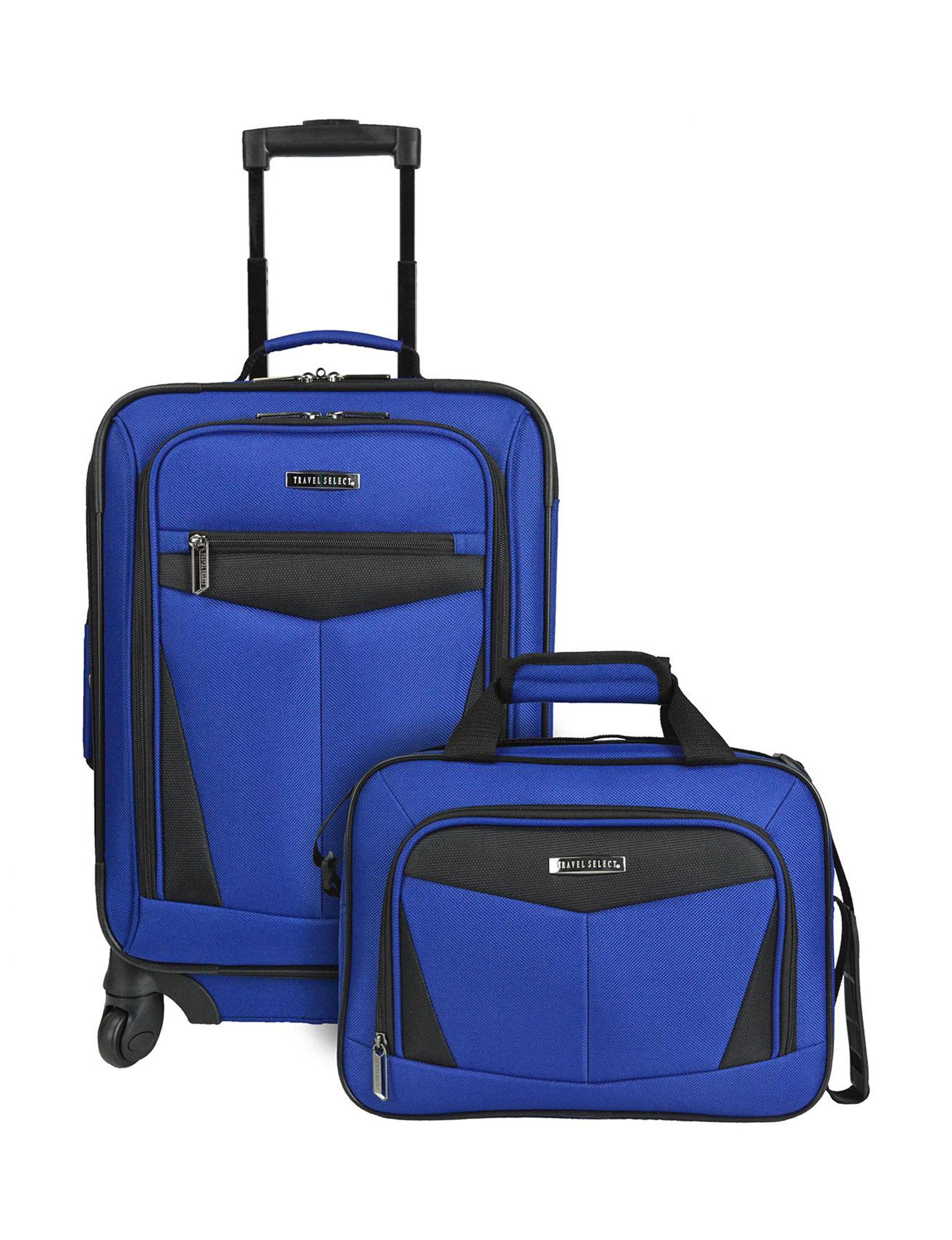 Travel Select Blue Luggage Sets