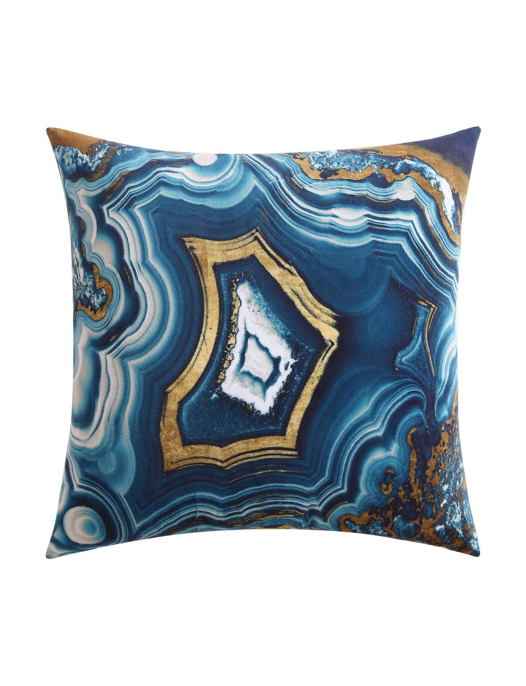 Oliver Gal Blue Decorative Pillows