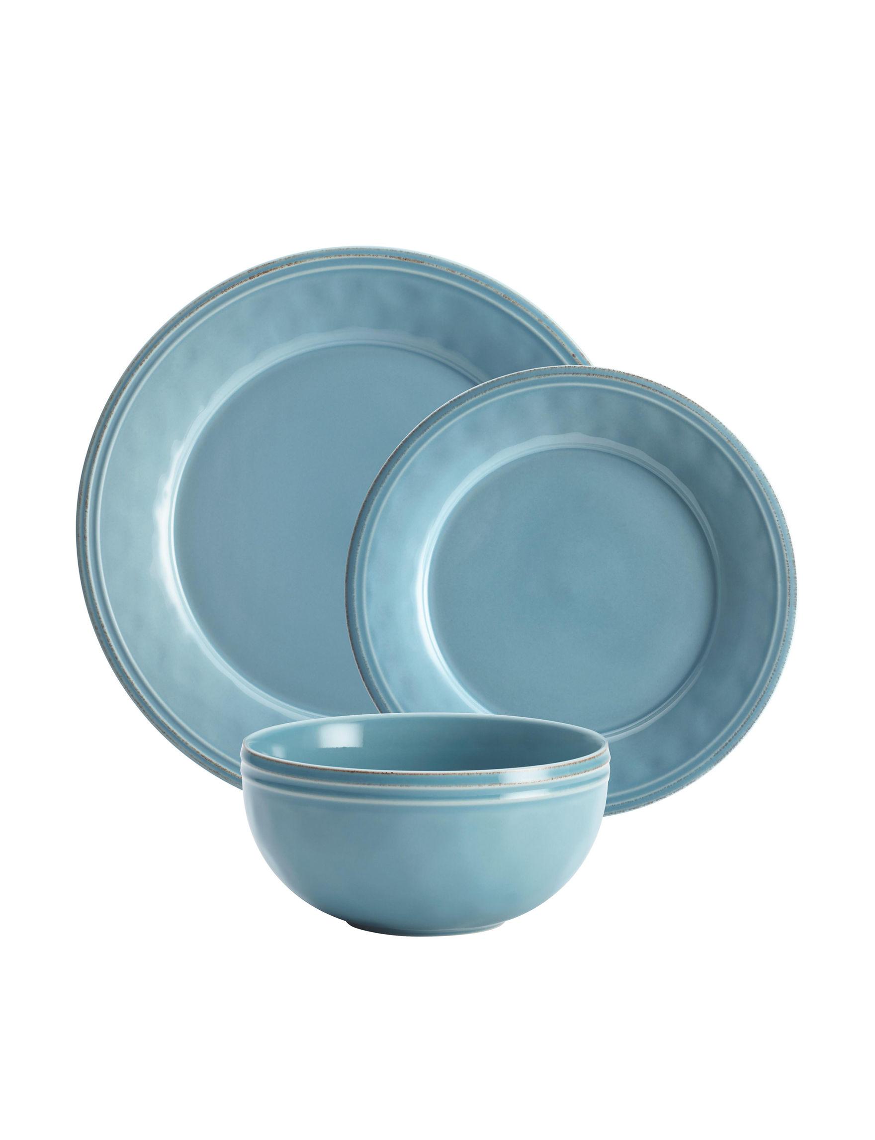 Rachael Ray Turqouise Dinnerware Sets Dinnerware