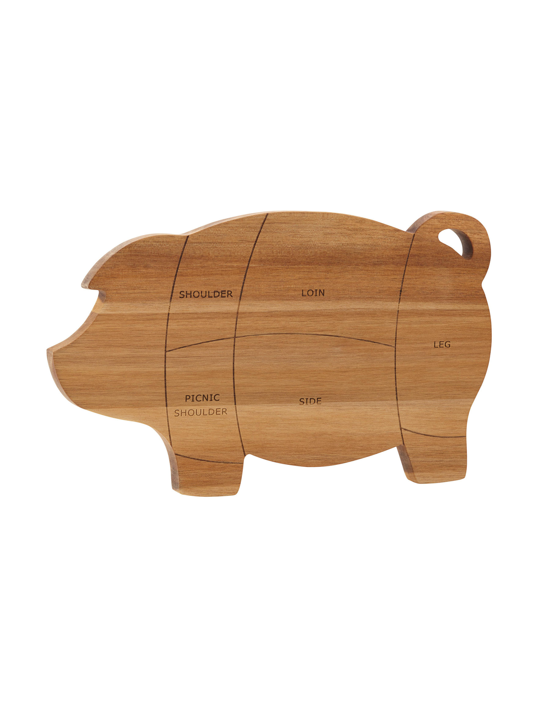 Paula Deen Wood Cheese Boards Cutting Boards Serving Platters & Trays Prep & Tools Serveware