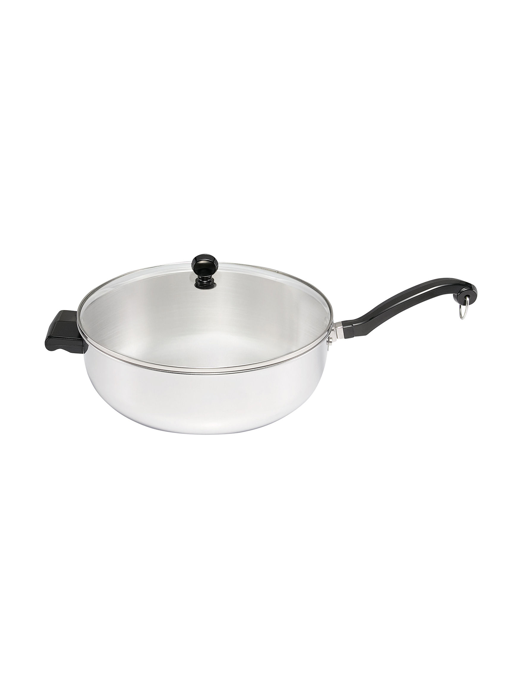 Farberware Silver Frying Pans & Skillets Cookware