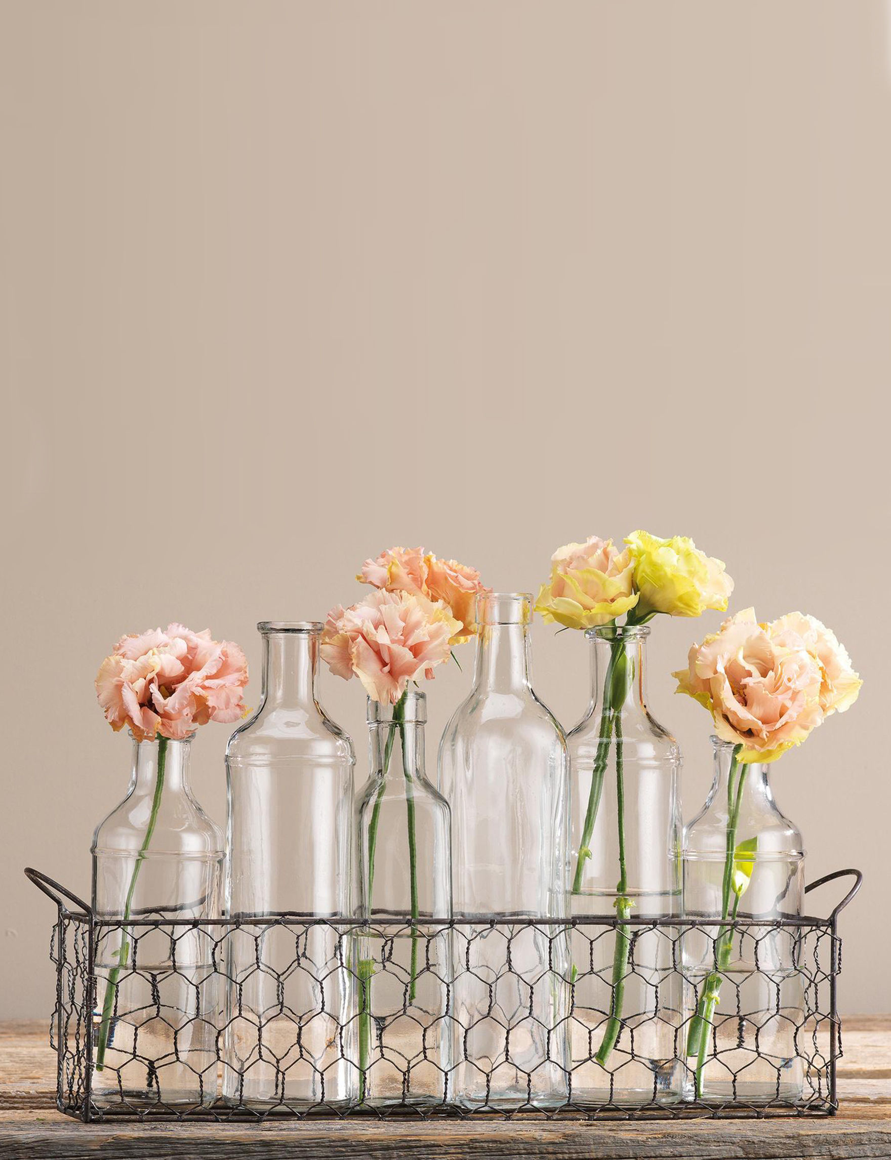 Home Essentials Clear Home Accents