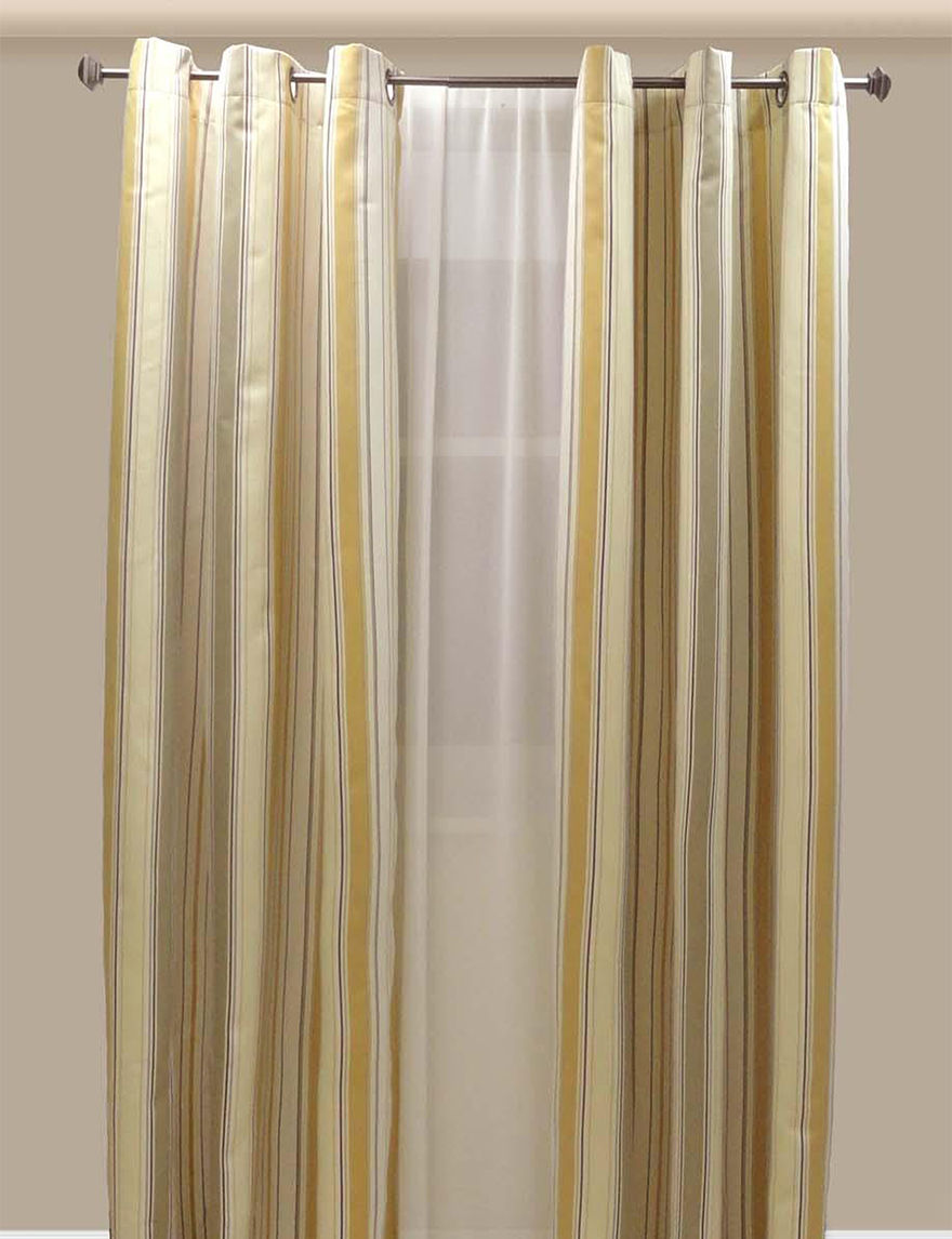 Westgate Gold Curtains & Drapes Window Treatments