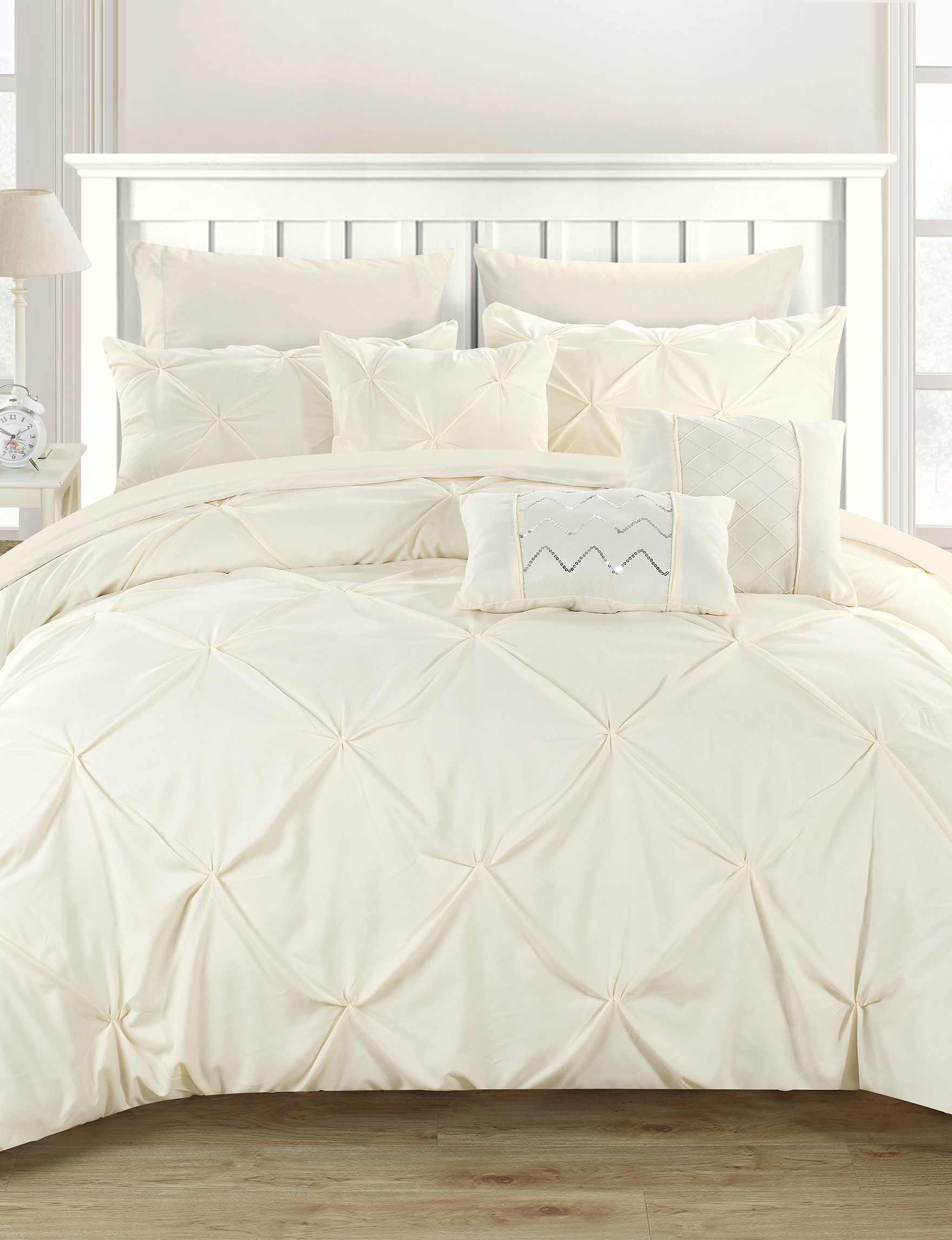 Chic Home Design Hannah Comforter Set - CLOSEOUT! | Stage Stores