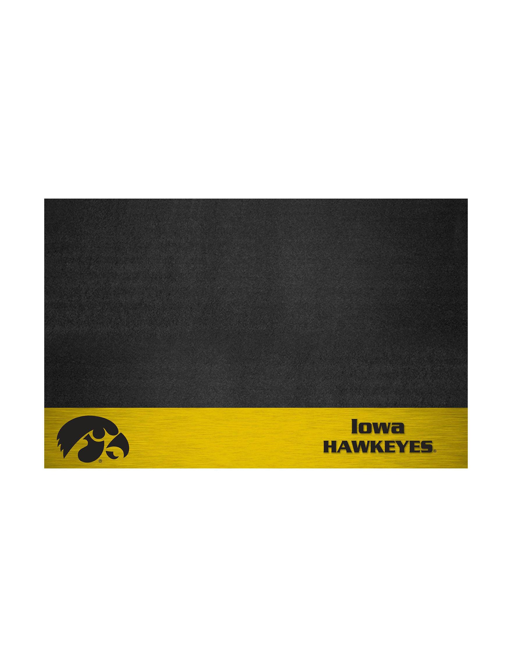 Fanmats Yellow Outdoor Rugs & Doormats Outdoor Decor