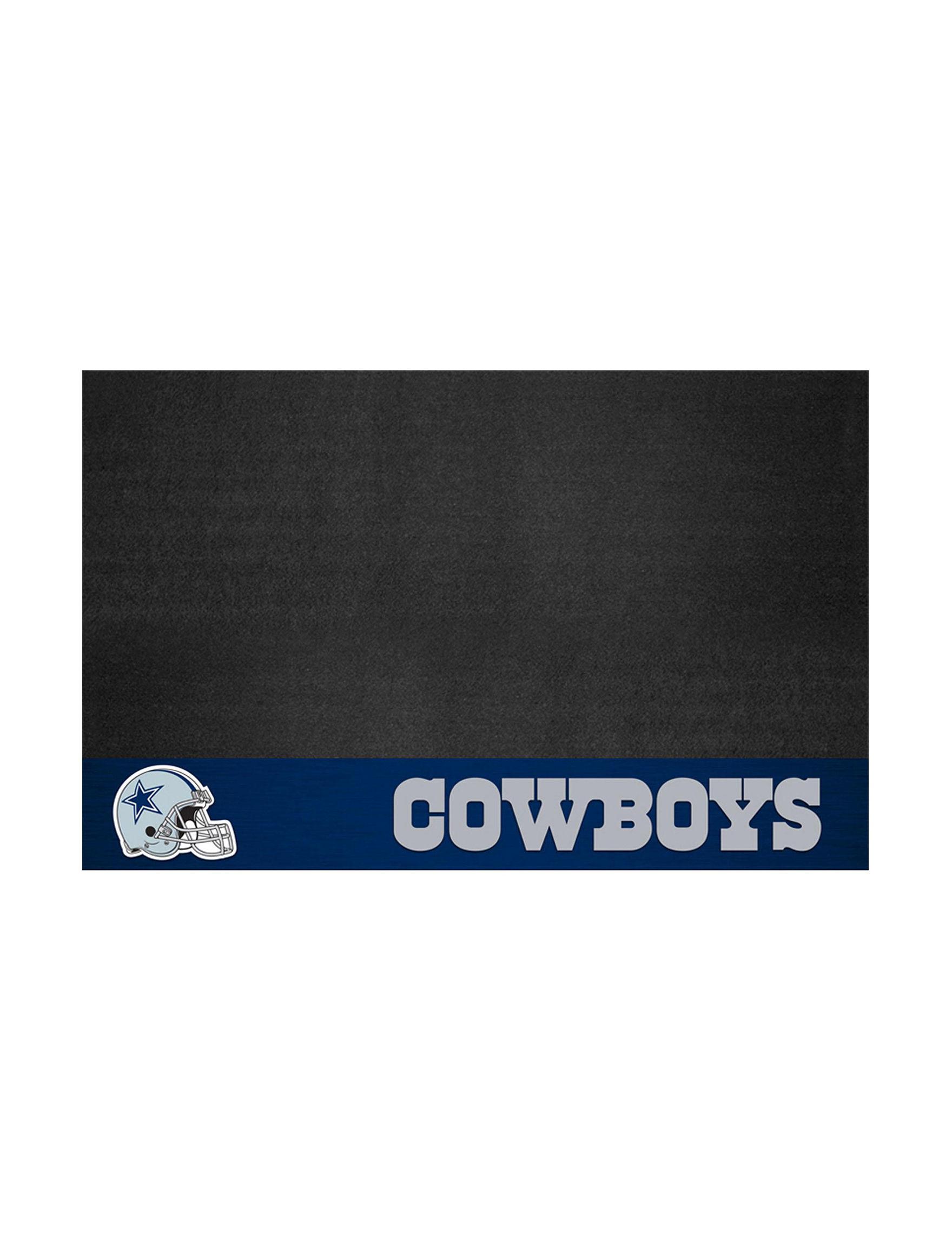 Fanmats Blue Outdoor Rugs & Doormats Outdoor Decor