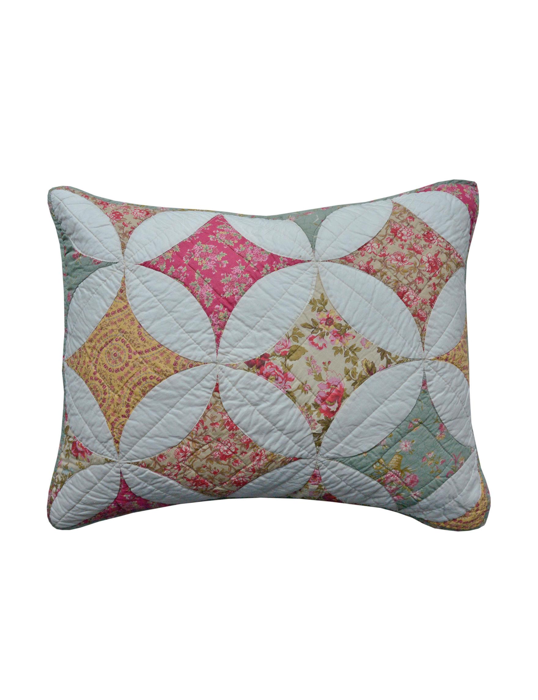 Nostalgia Home Multi Pillow Shams