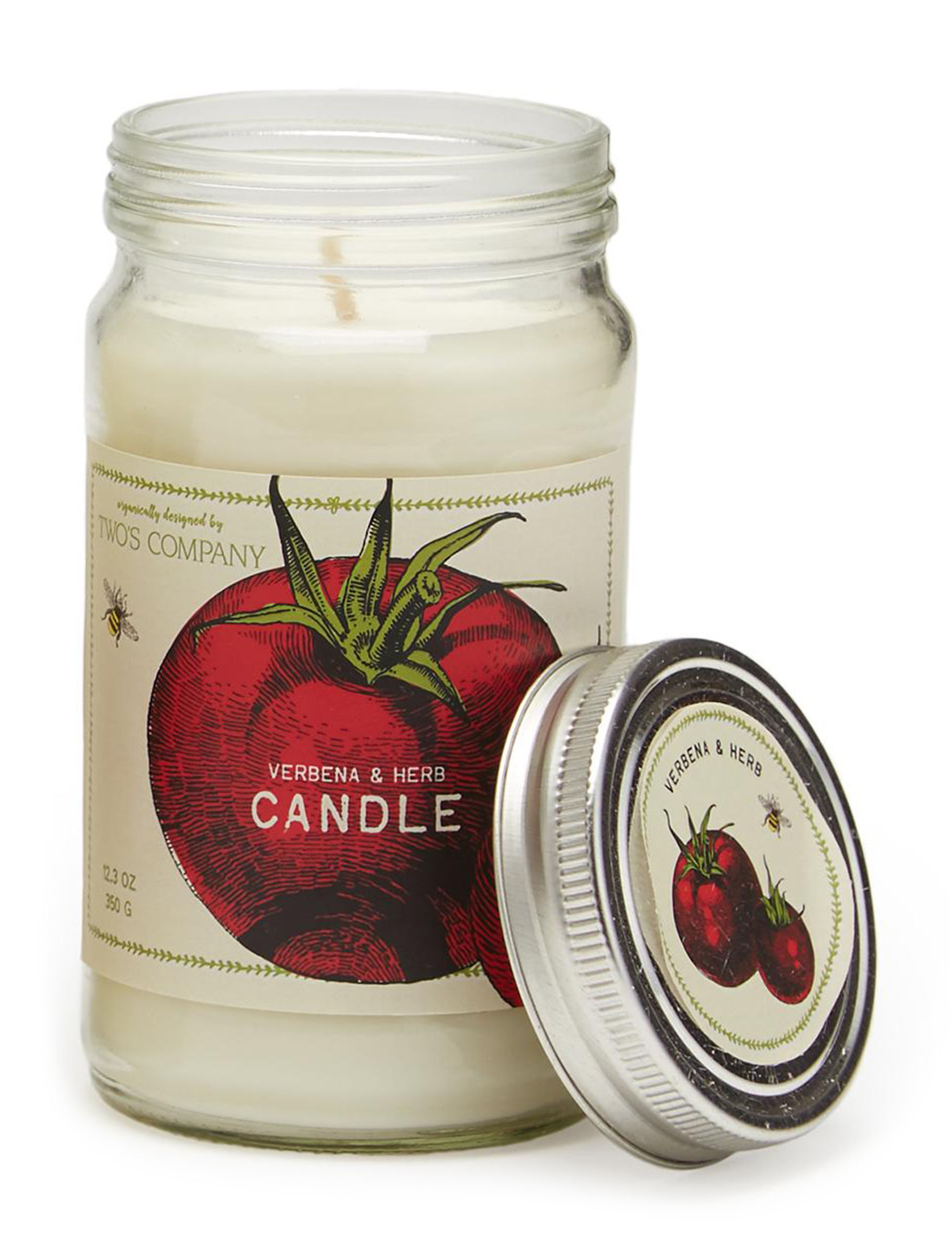 Two's Company Red Candles & Diffusers Home Accents