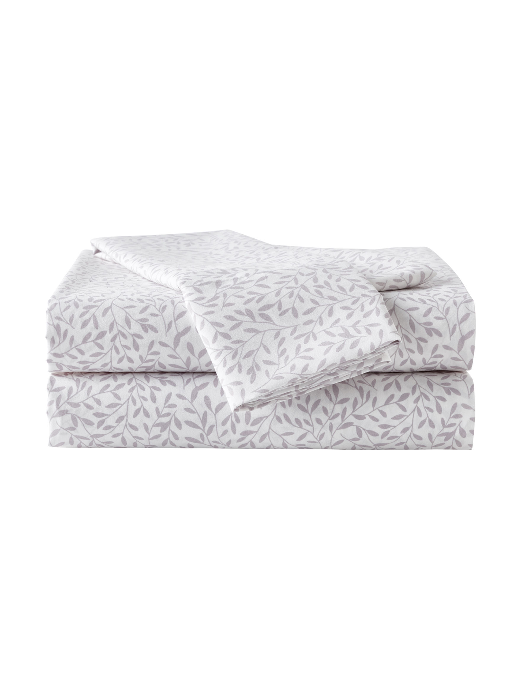 Great Hotels Collection Grey Multi Sheets & Pillowcases