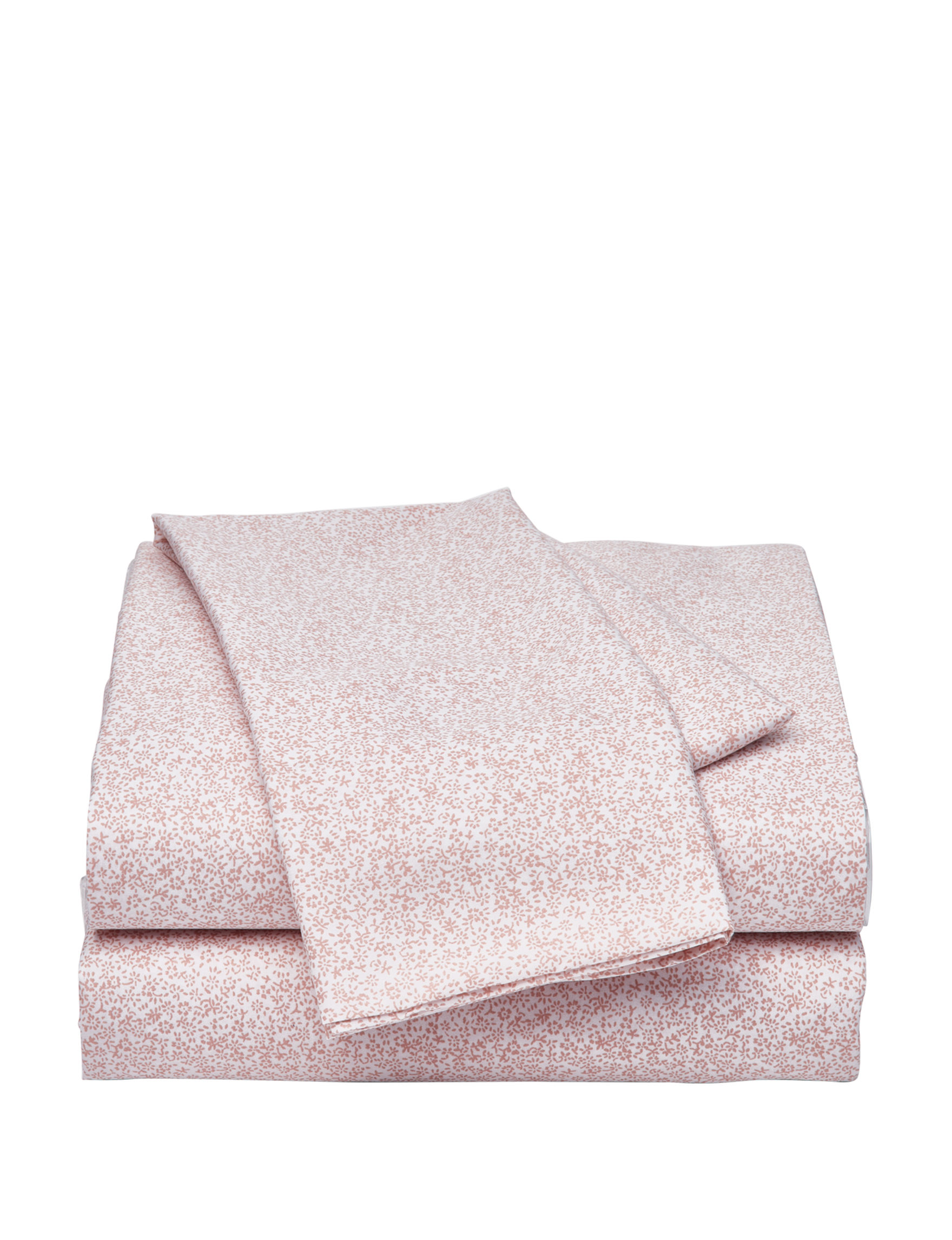 Great Hotels Collection Pink Floral Sheets