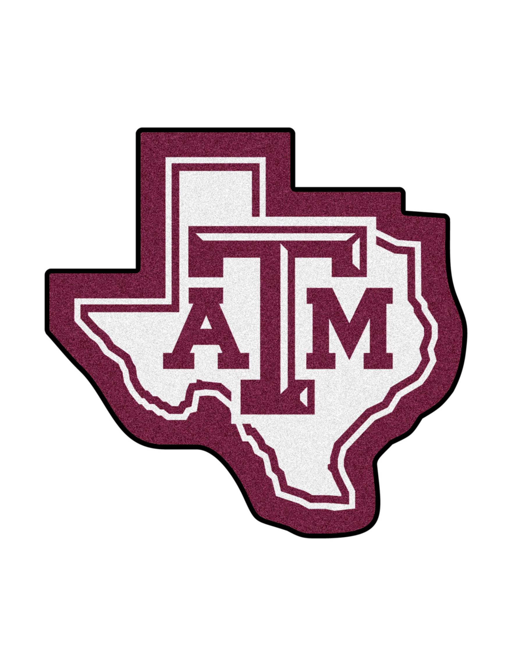 Texas A Amp M University Aggies Mascot Floor Mat Stage Stores