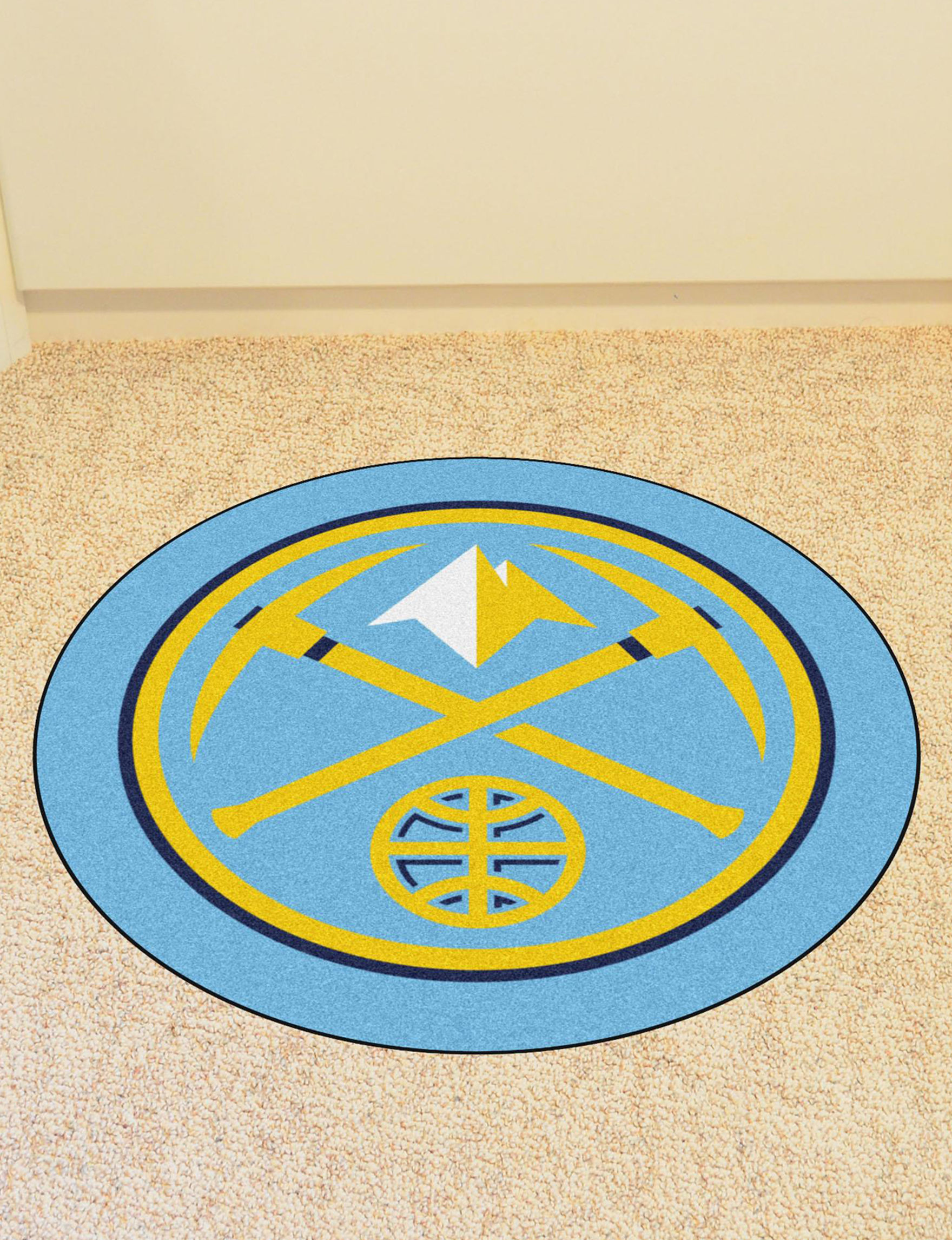 Denver Nuggets Mascot Mat | Stage Stores