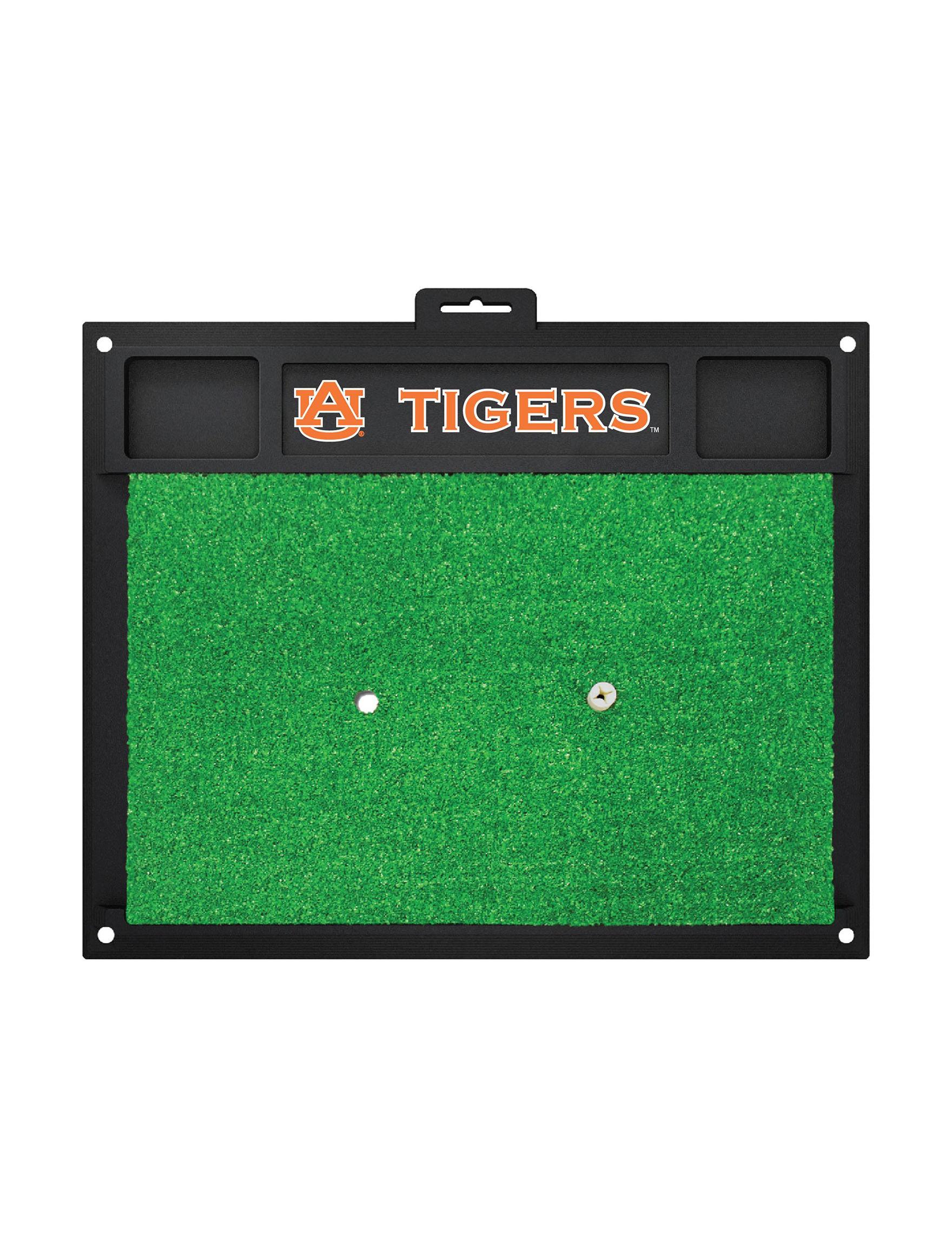 Fanmats Blue / Orange Outdoor Rugs & Doormats Outdoor Decor