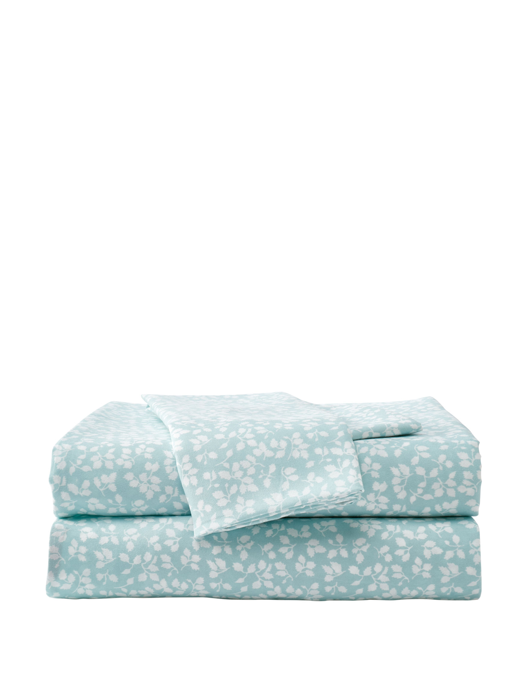 Great Hotels Collection Light Green Sheets & Pillowcases