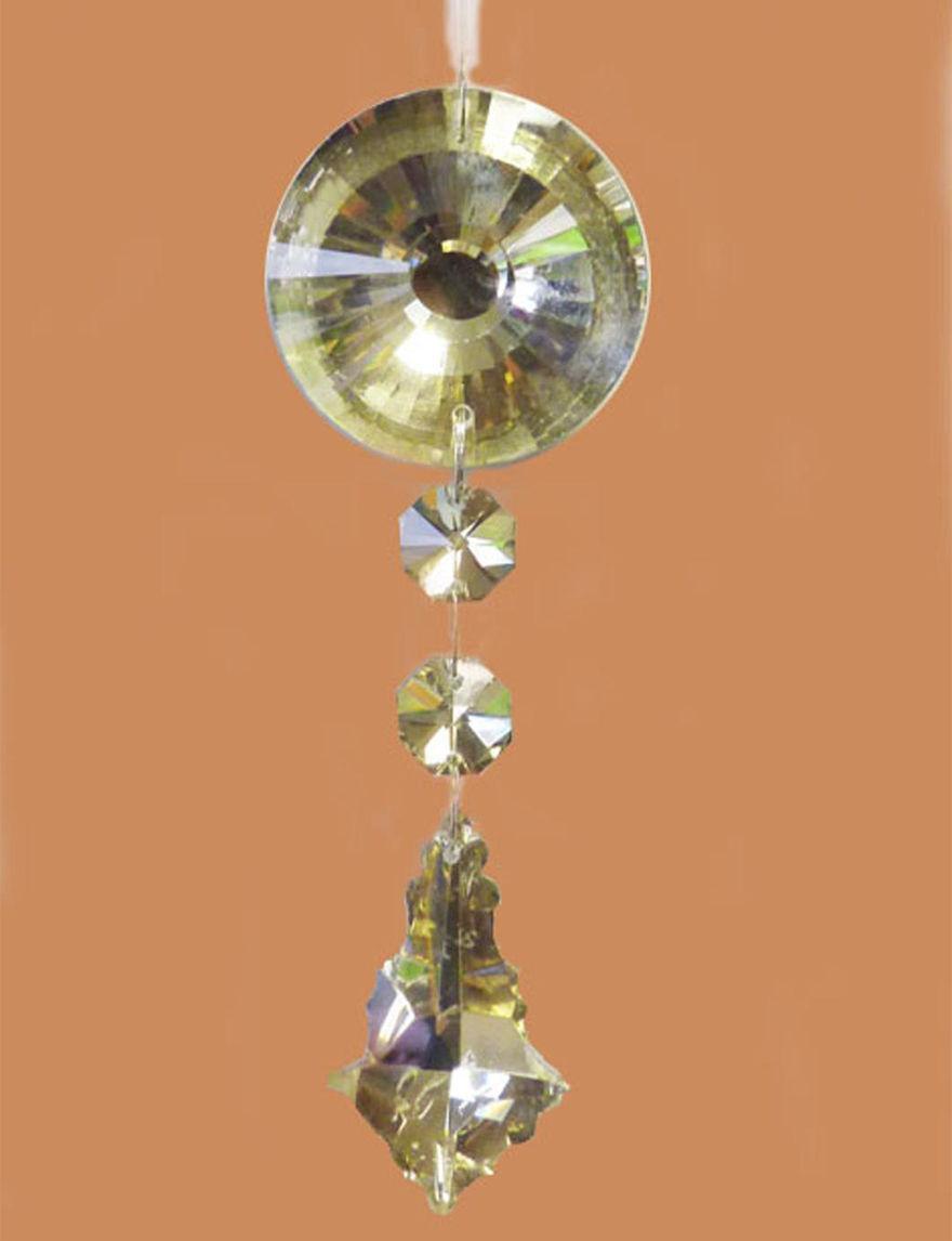 Roman Gold Decorative Objects Ornaments Holiday Decor