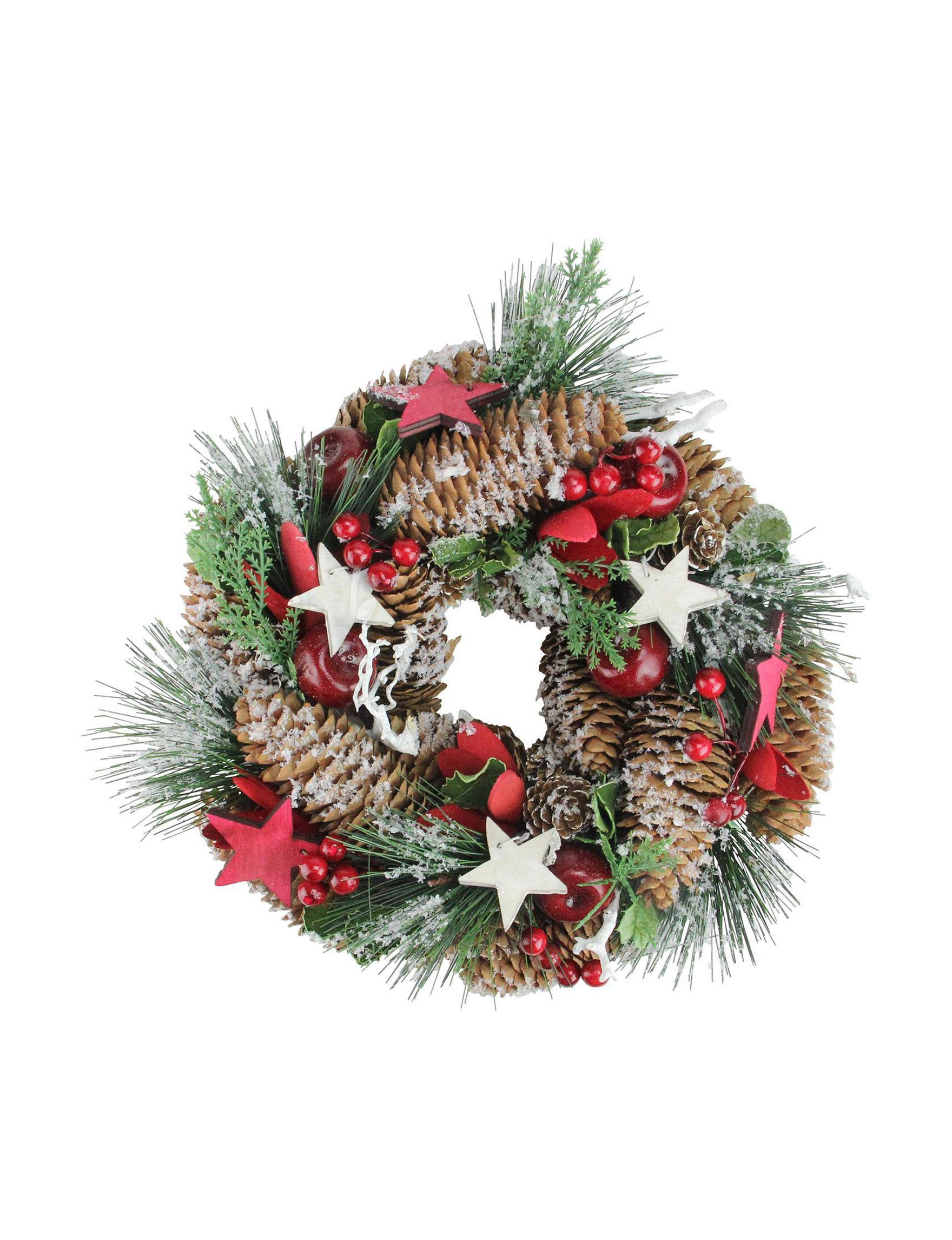Northlight Brown Multi Holiday Decor