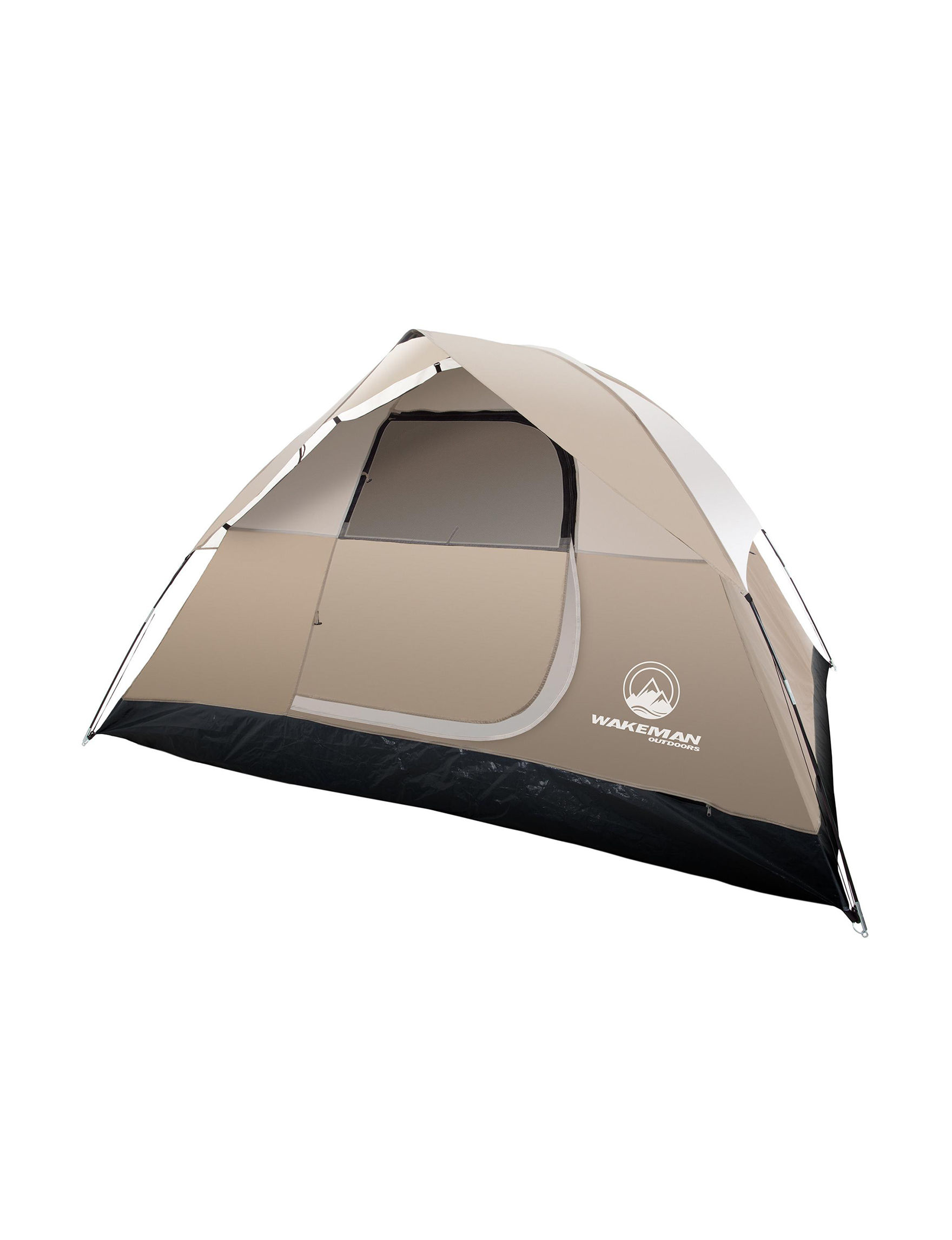 Wakeman Tan Tents & Canopies Camping & Outdoor Gear