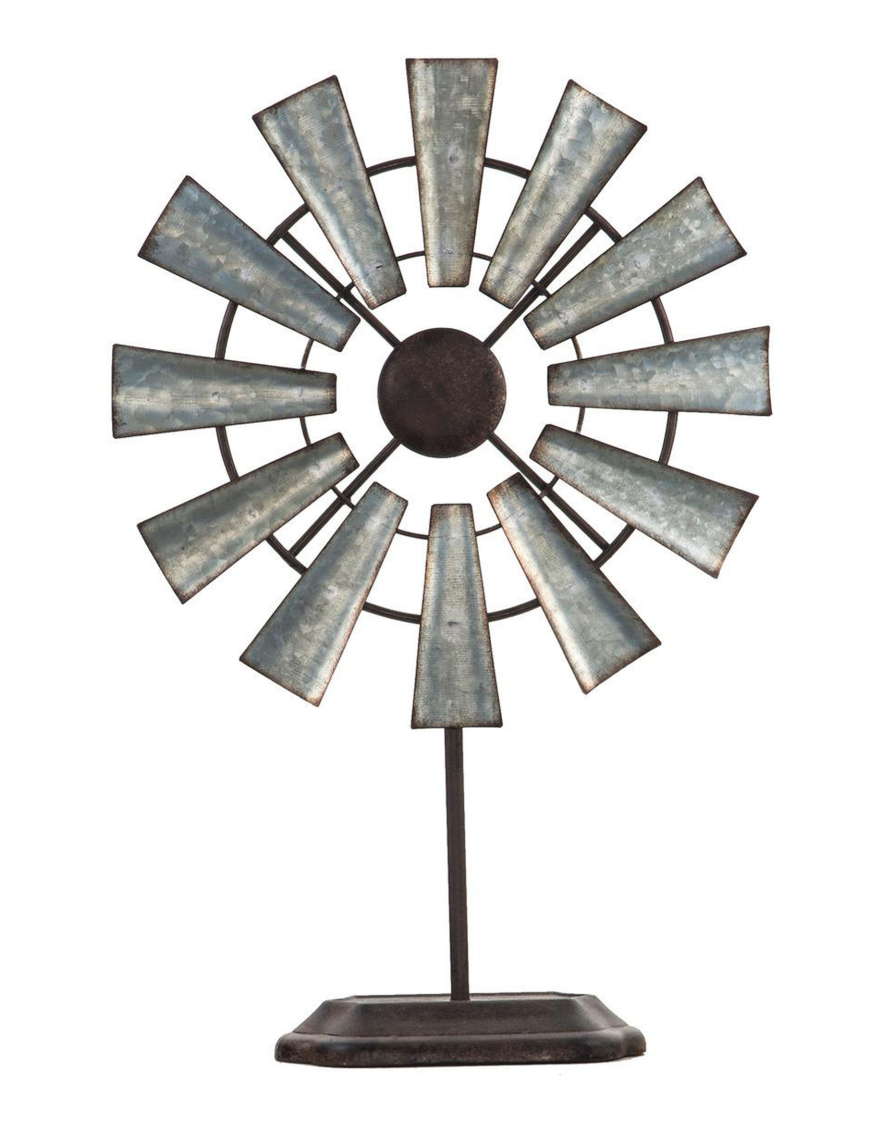 Home Essentials Silver Decorative Objects Home Accents