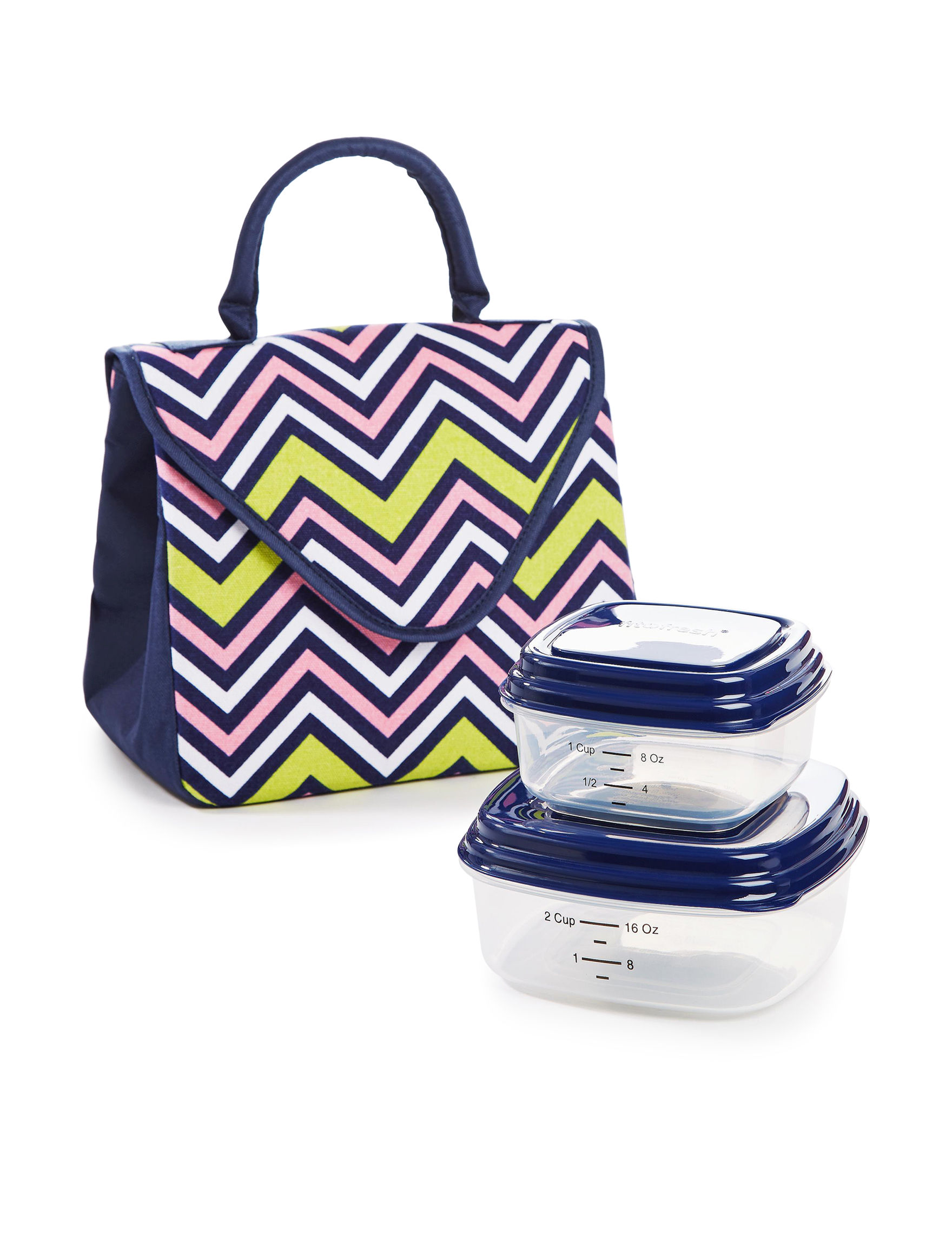 Fit & Fresh  Lunch Boxes & Bags Kitchen Storage & Organization