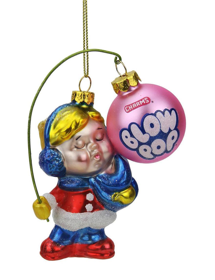 Northlight Blue Multi Ornaments Holiday Decor