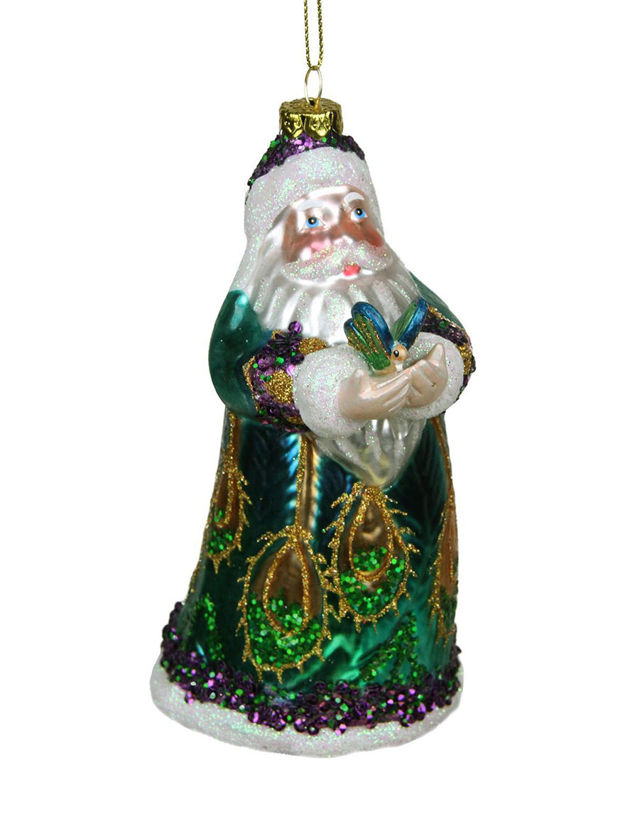 Northlight Green Multi Decorative Objects Ornaments Holiday Decor