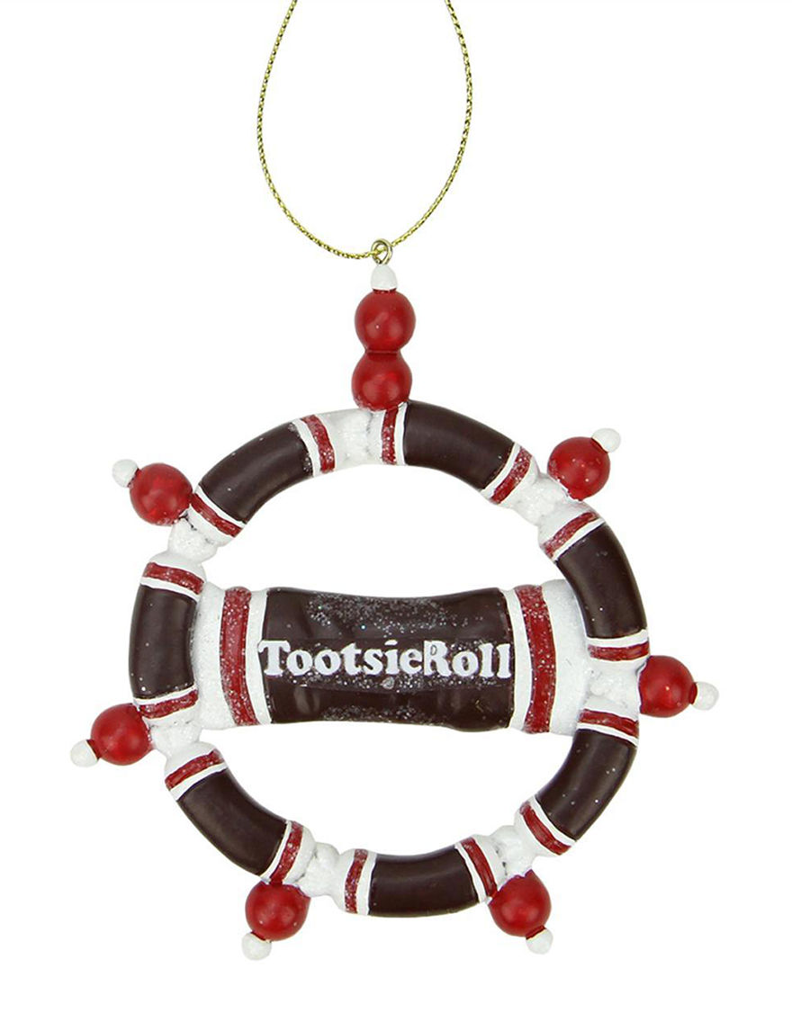 Northlight Brown Multi Ornaments Holiday Decor