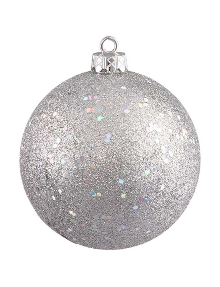 Northlight Silver Ornaments Holiday Decor