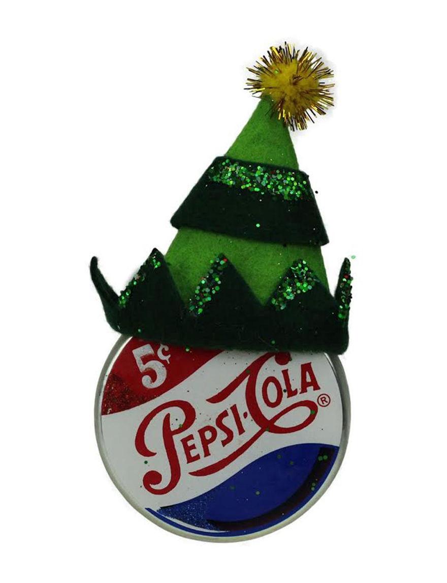 Northlight Green Multi Ornaments Holiday Decor