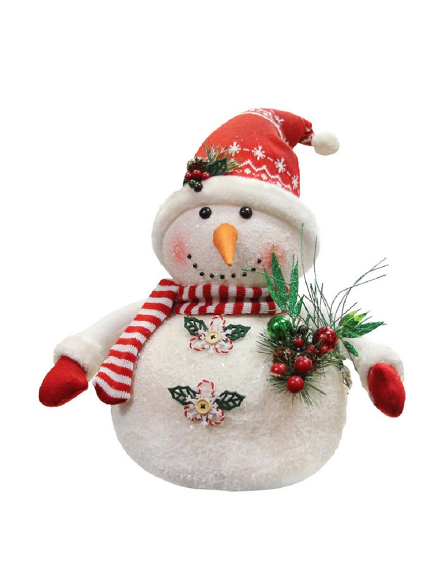Northlight White Multi Decorative Objects Holiday Decor
