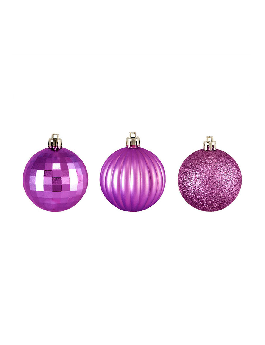 Northlight Pink Ornaments Holiday Decor