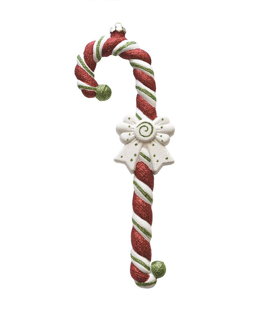 Northlight Red Multi Decorative Objects Ornaments Holiday Decor