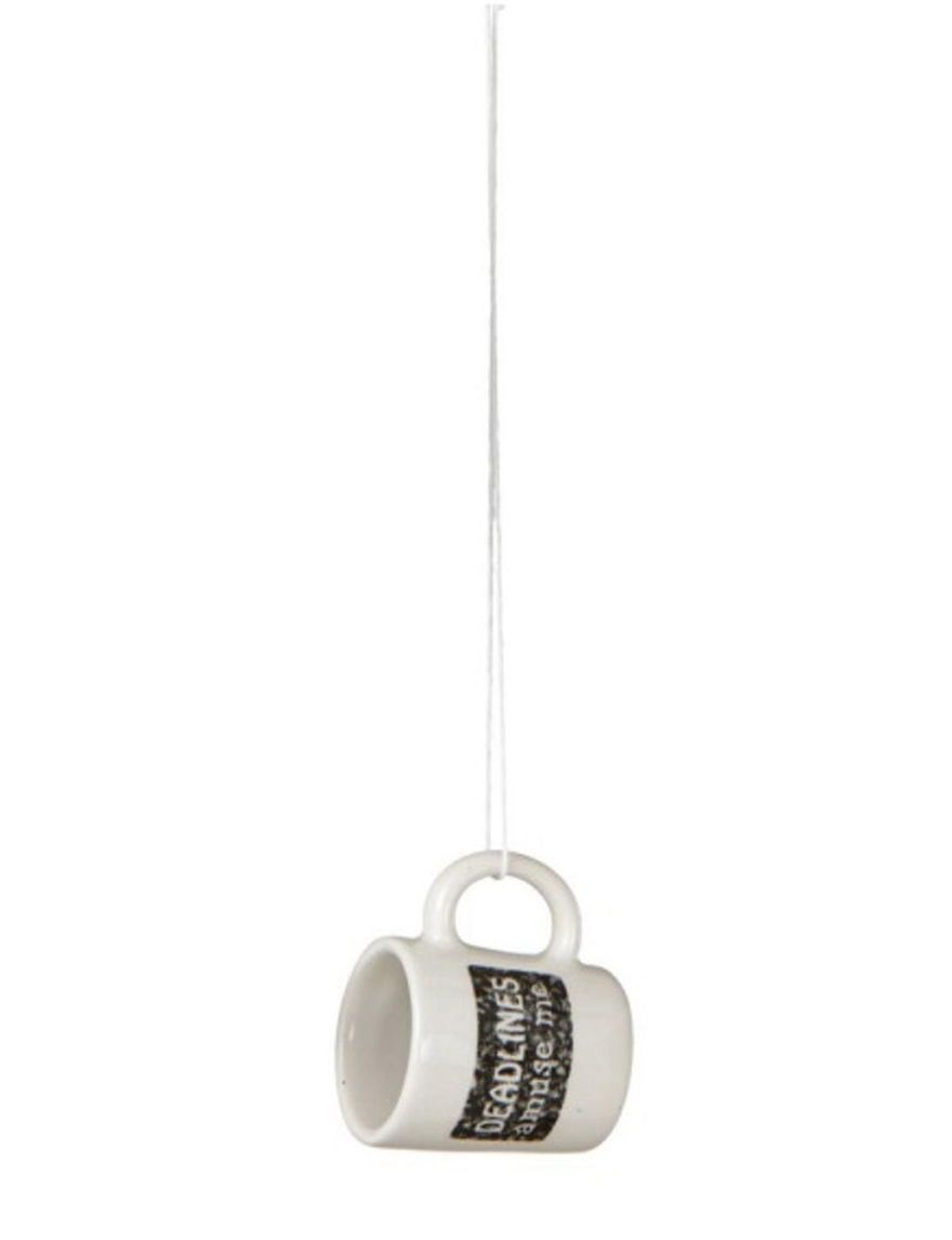 Midwest Black /  White Ornaments Holiday Decor