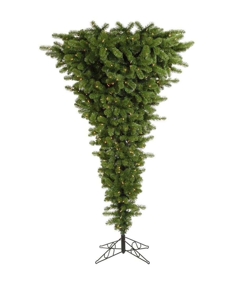 Northlight Green Christmas Trees Holiday Decor