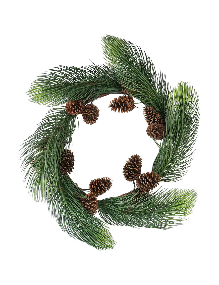 Allstate Green Wreaths & Garland Holiday Decor