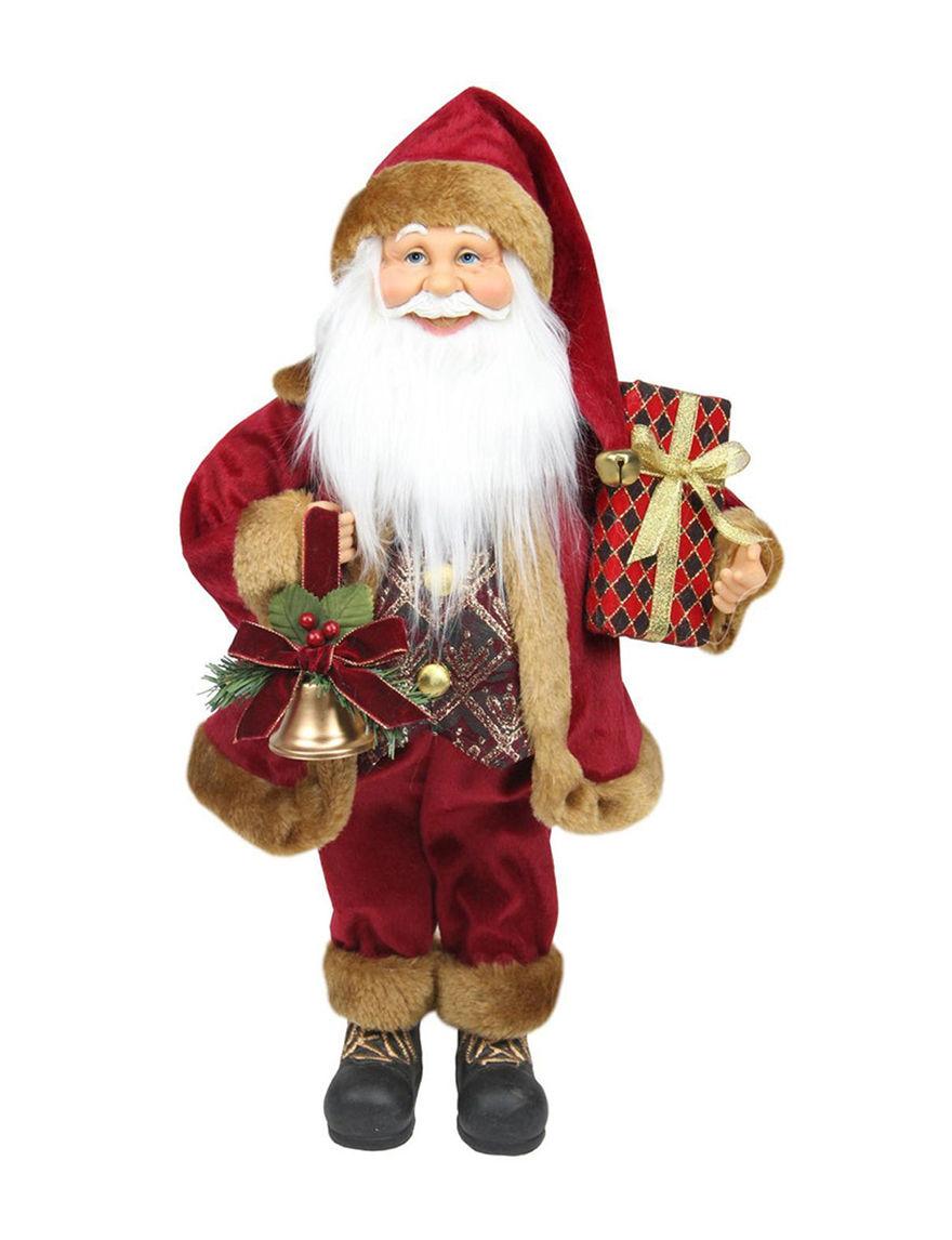 Northlight Red Holiday Decor
