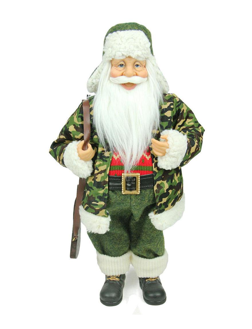 Northlight Green Holiday Decor