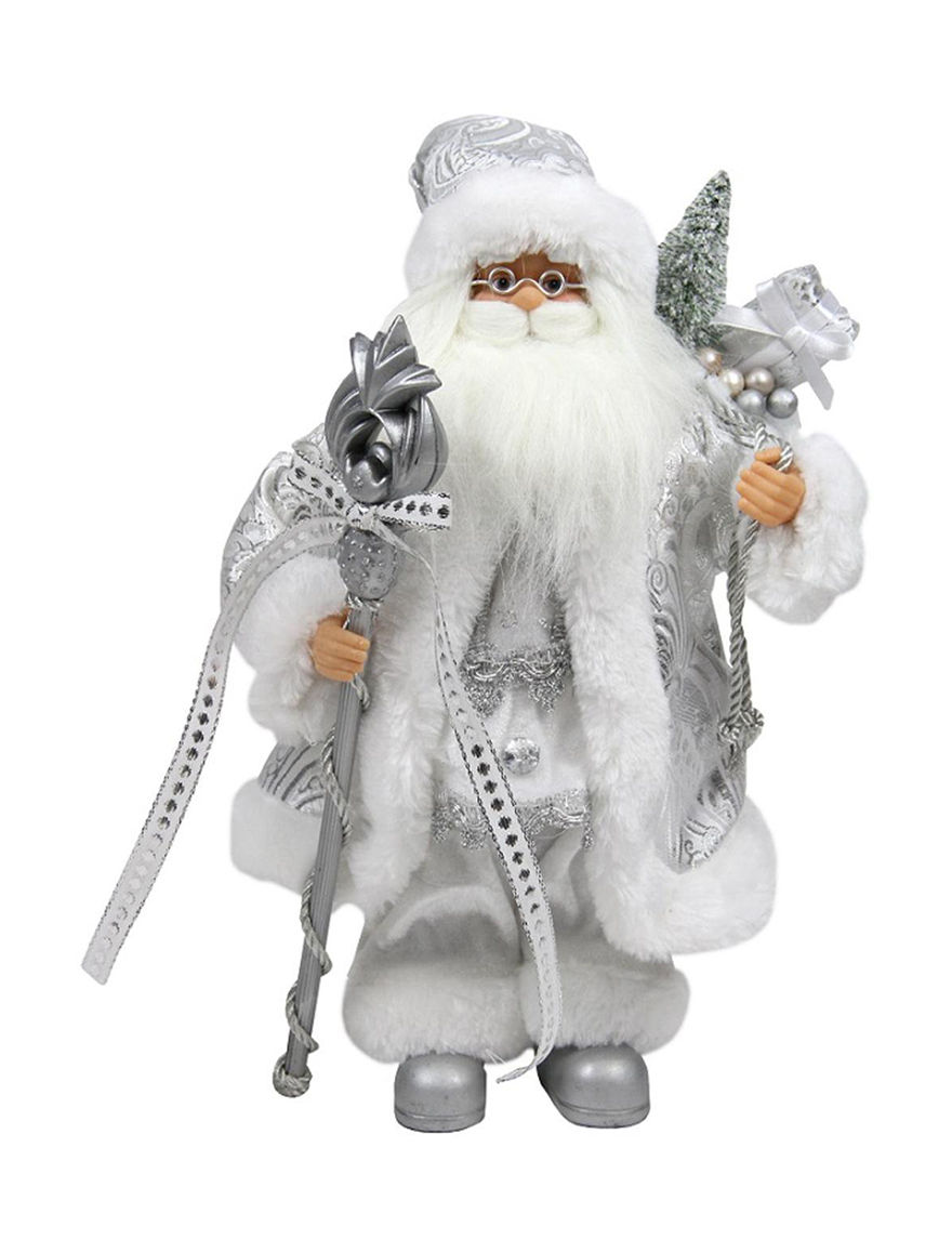 Northlight Silver Holiday Decor