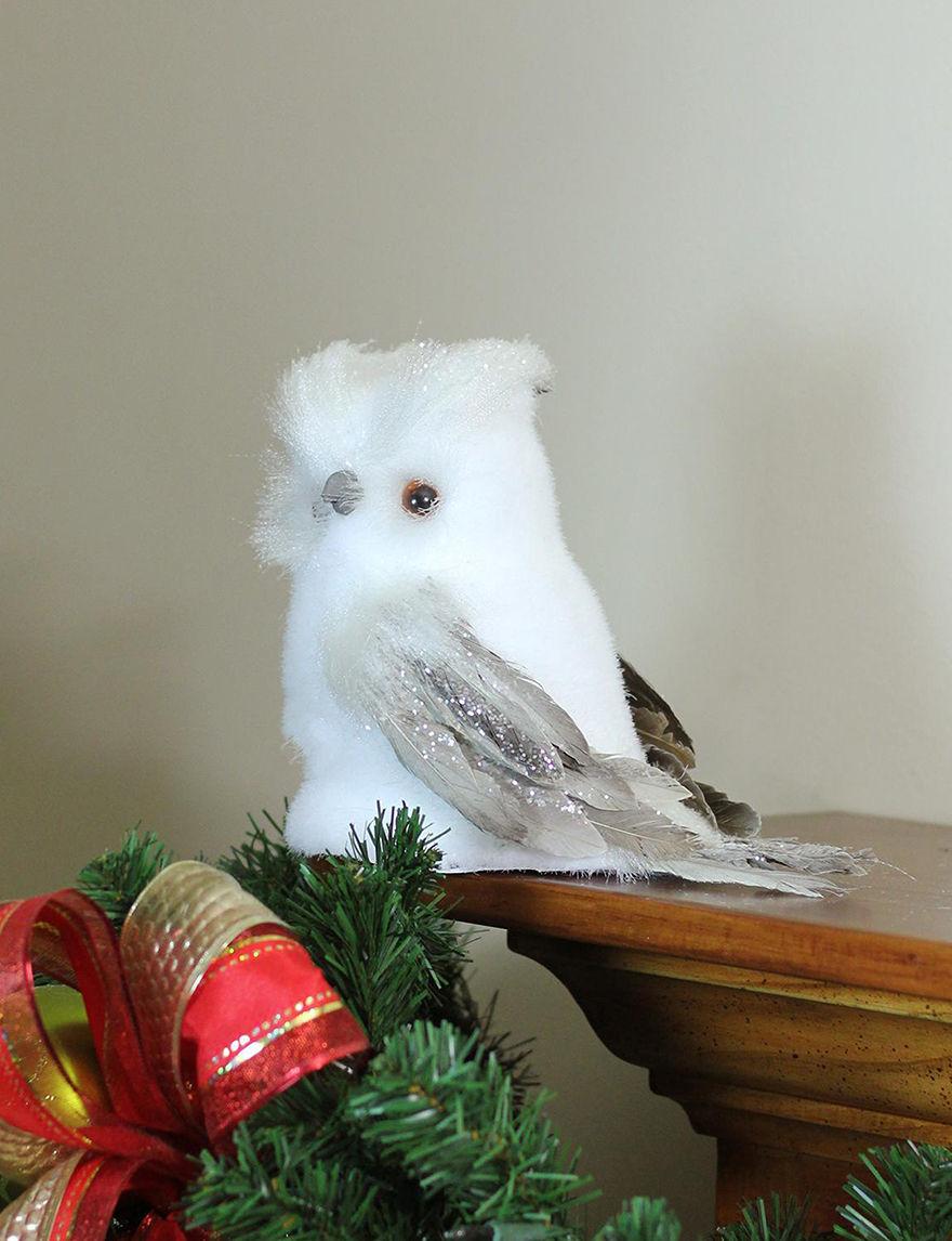 Northlight White Holiday Decor