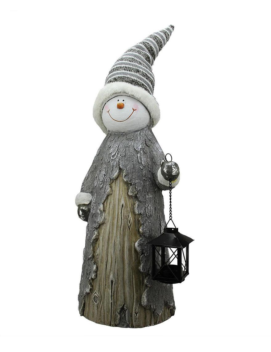 Northlight Grey Decorative Objects Holiday Decor