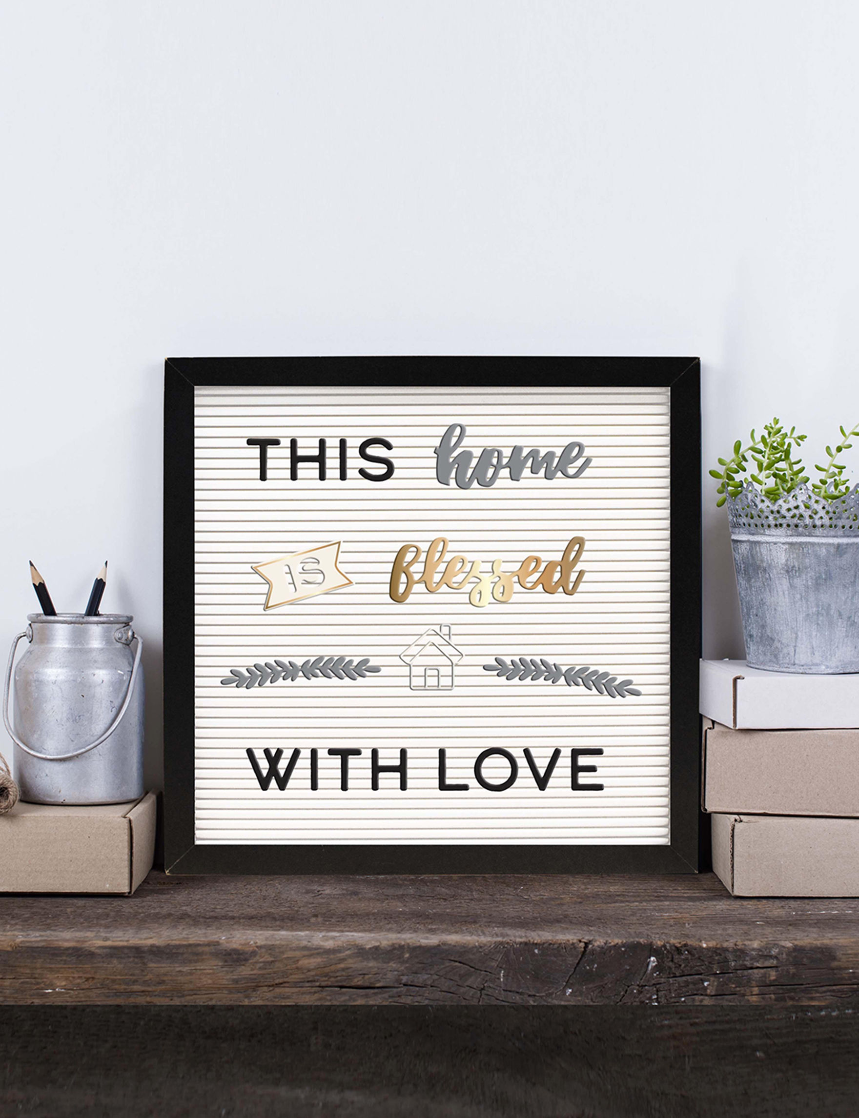New View  Message Boards Home Accents Wall Decor