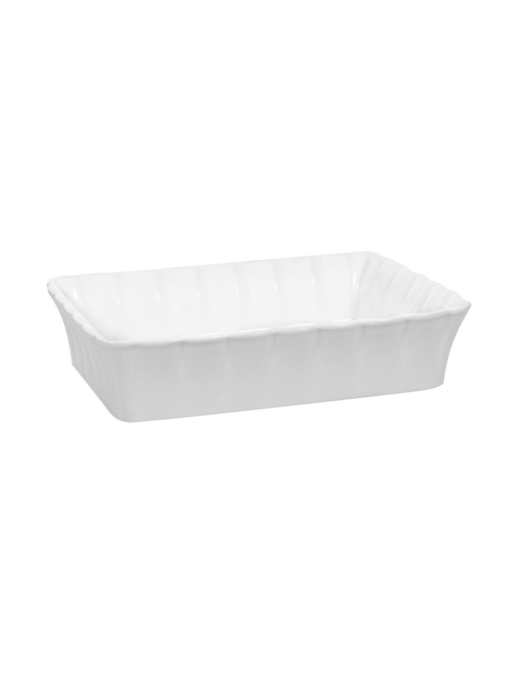 Home Essentials  Baking & Casserole Dishes Bakeware Serveware