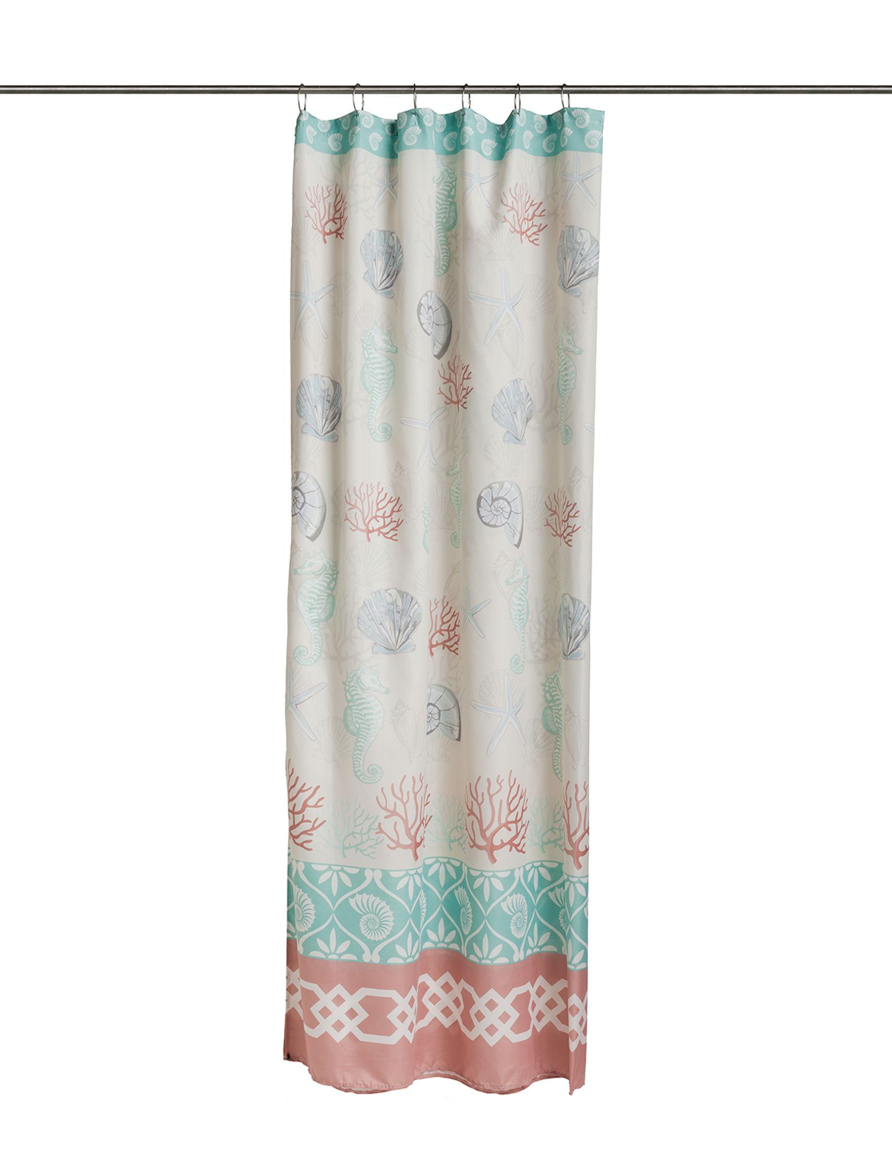 Avanti  Shower Curtains & Hooks