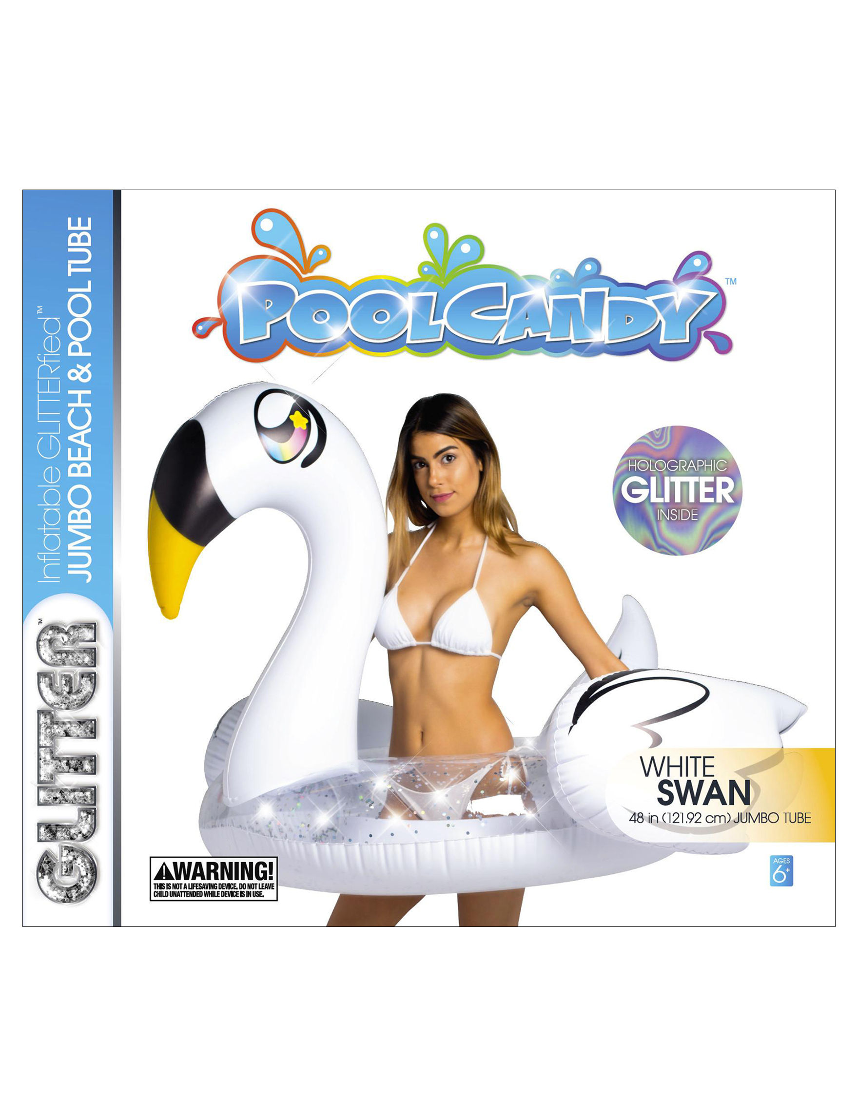 Pool Candy White Camping & Outdoor Gear