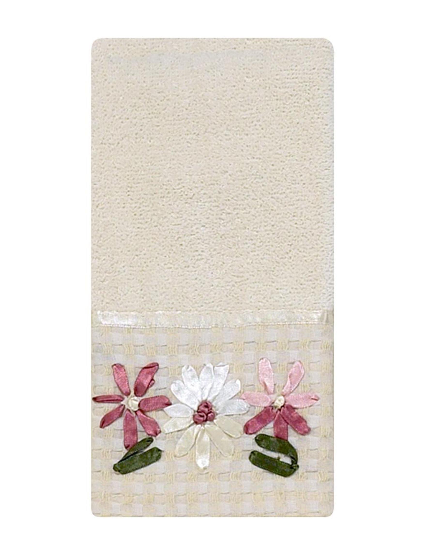 Avanti Ivory Hand Towels Towels