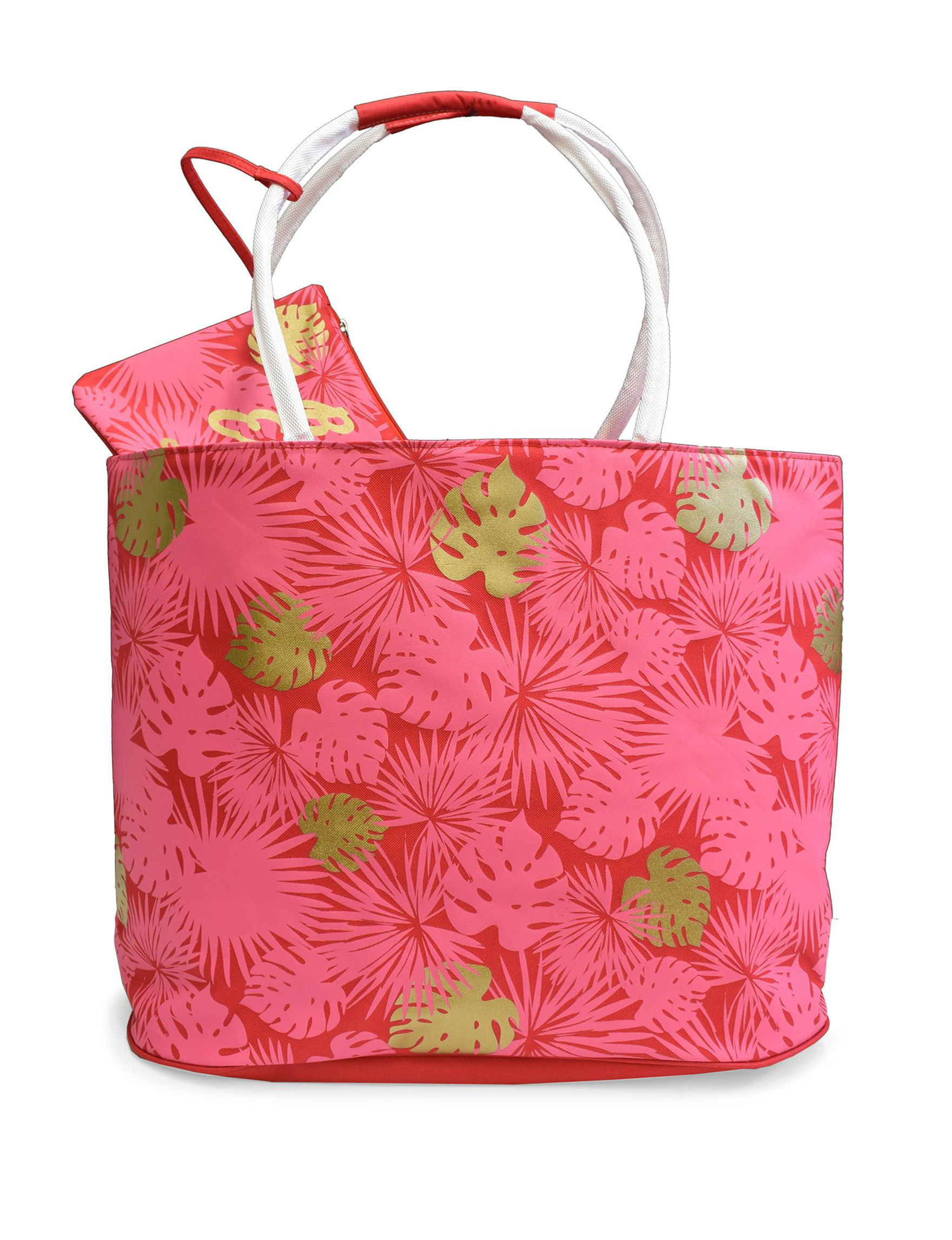Life is a Beach Pink Camping & Outdoor Gear Outdoor Entertaining Weekend Bags